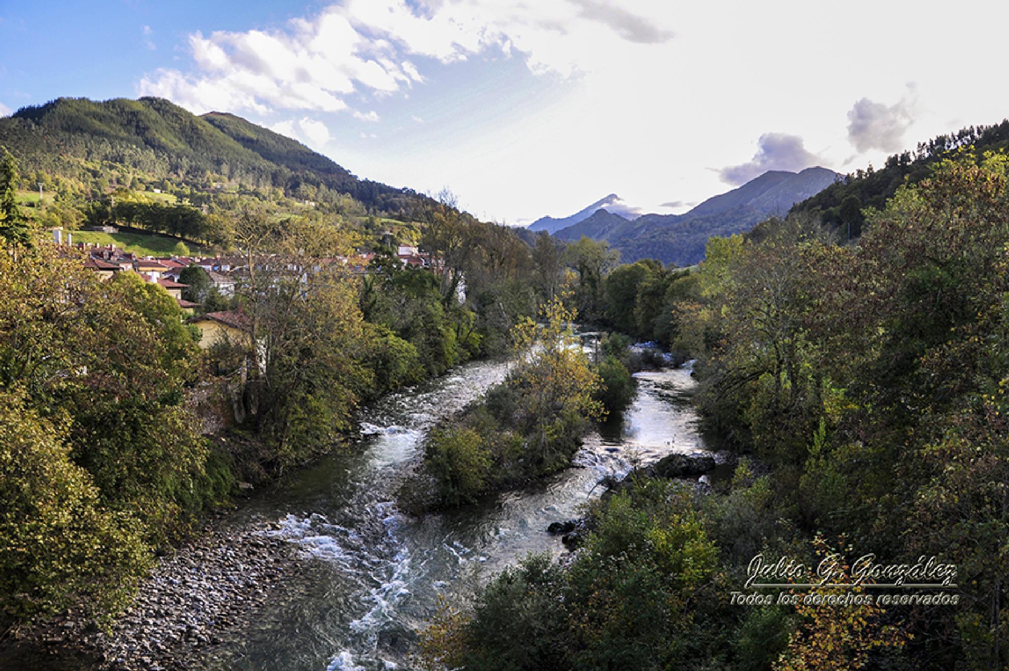 Photo in Landscape #cangas de onís #asturias #españa #spain