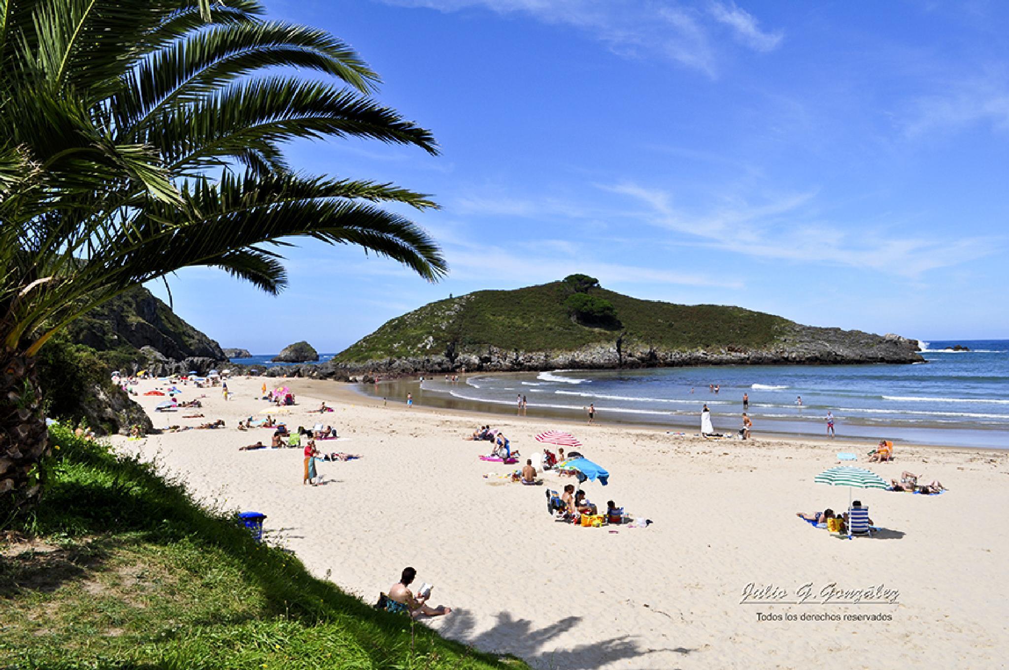 Playa de Barro by Julio G.González