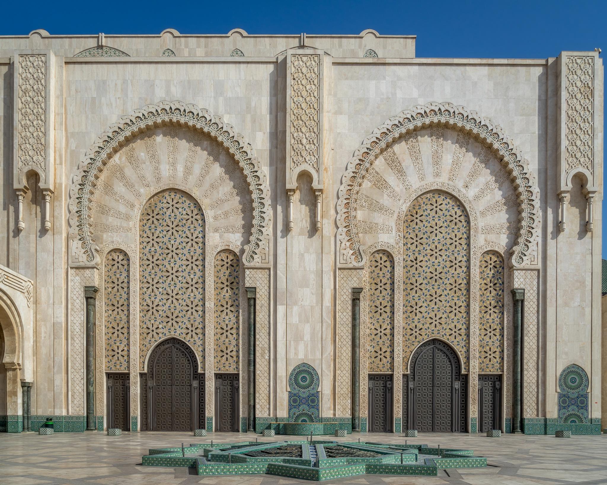 Hassan II-moskee by esmeralda.holman