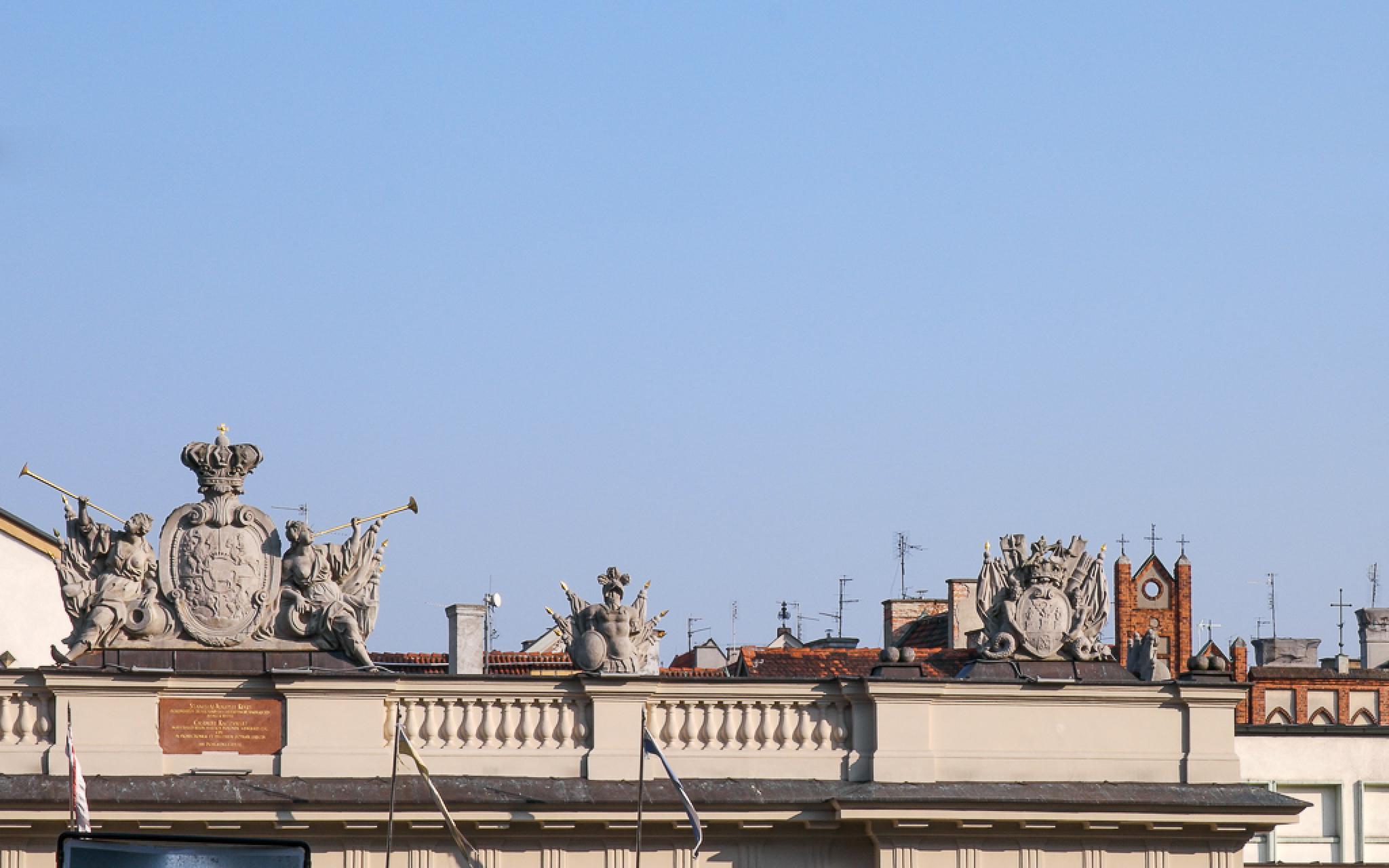 Crosses on the roof by esmeralda.holman