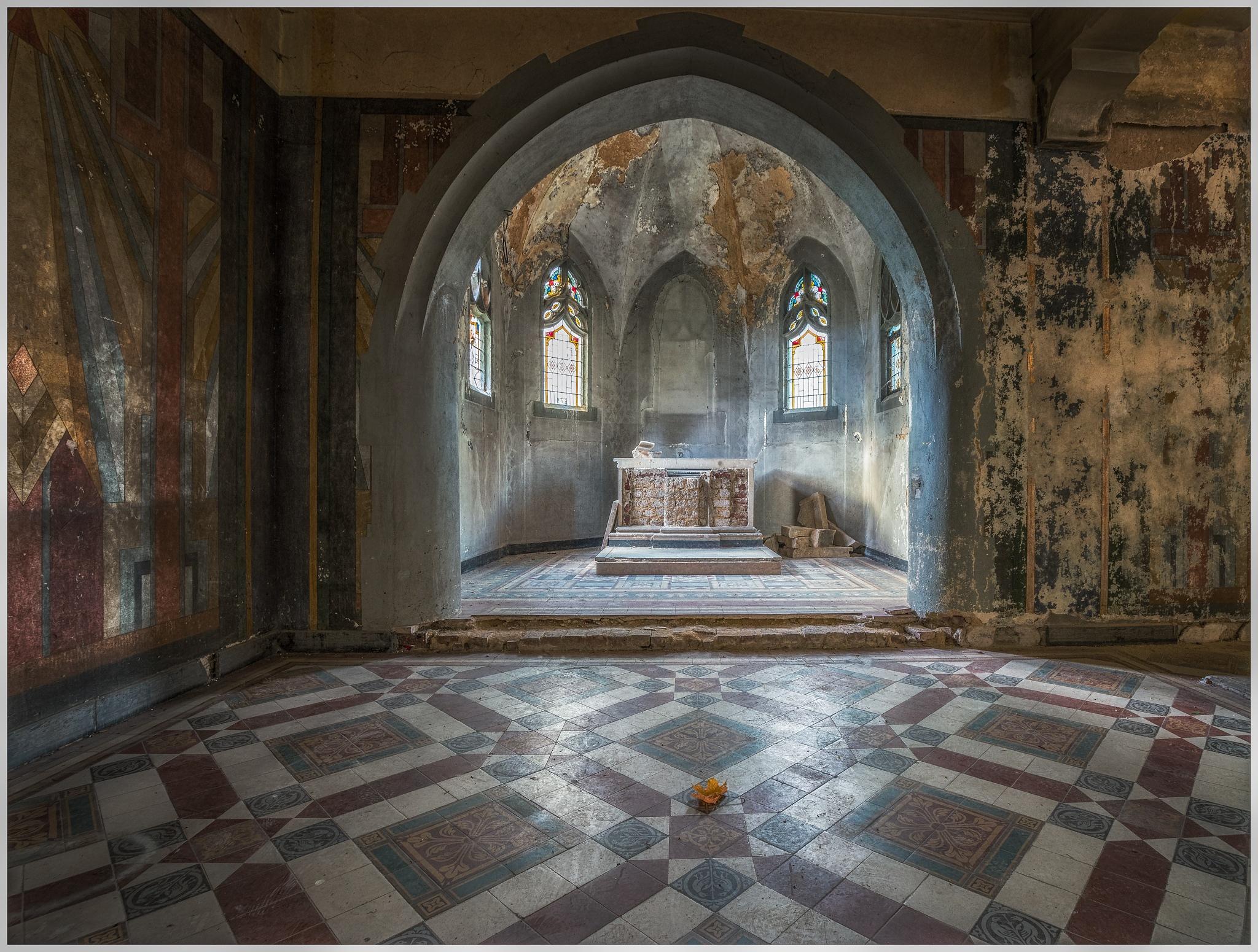 St. Josefsheim, Chapel by esmeralda.holman