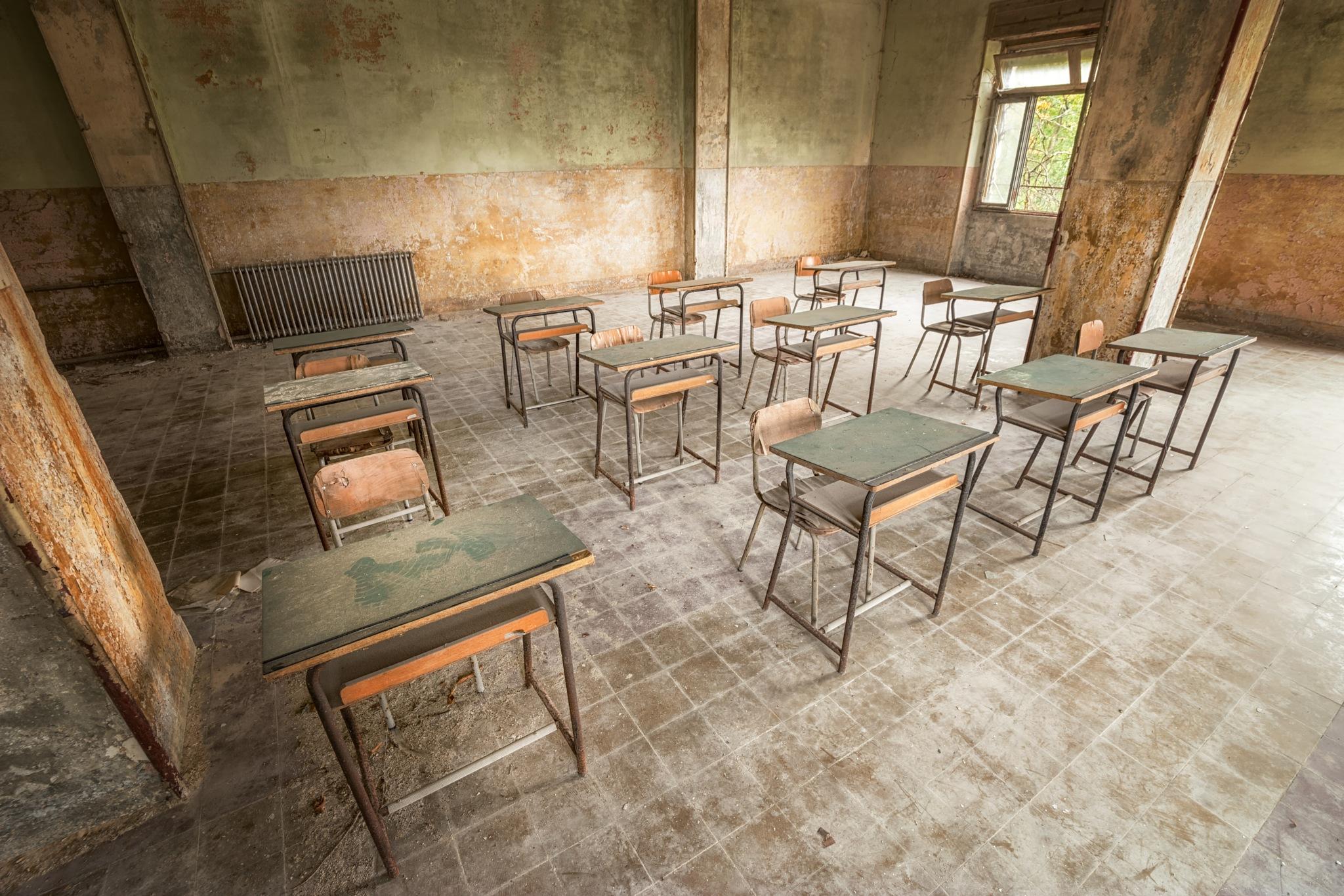 The Classroom by esmeralda.holman