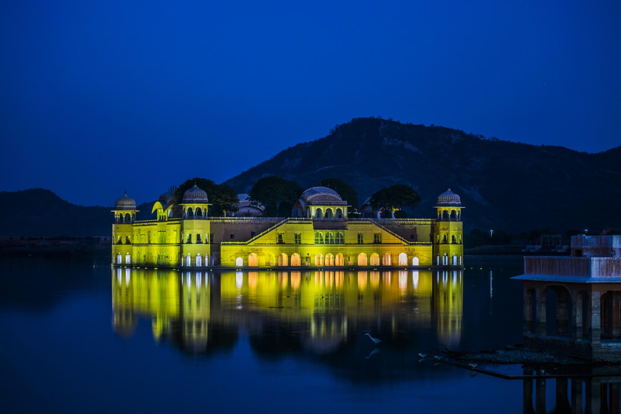 Jal Mahal by Hitesh Lalwani