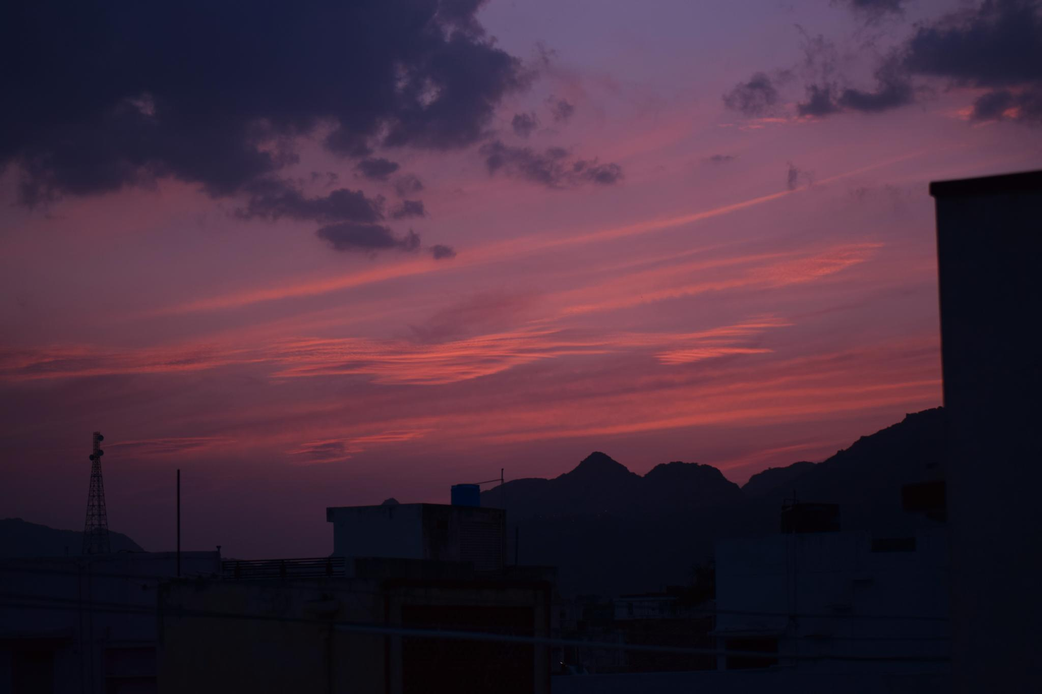 Late Evening by Hitesh Lalwani