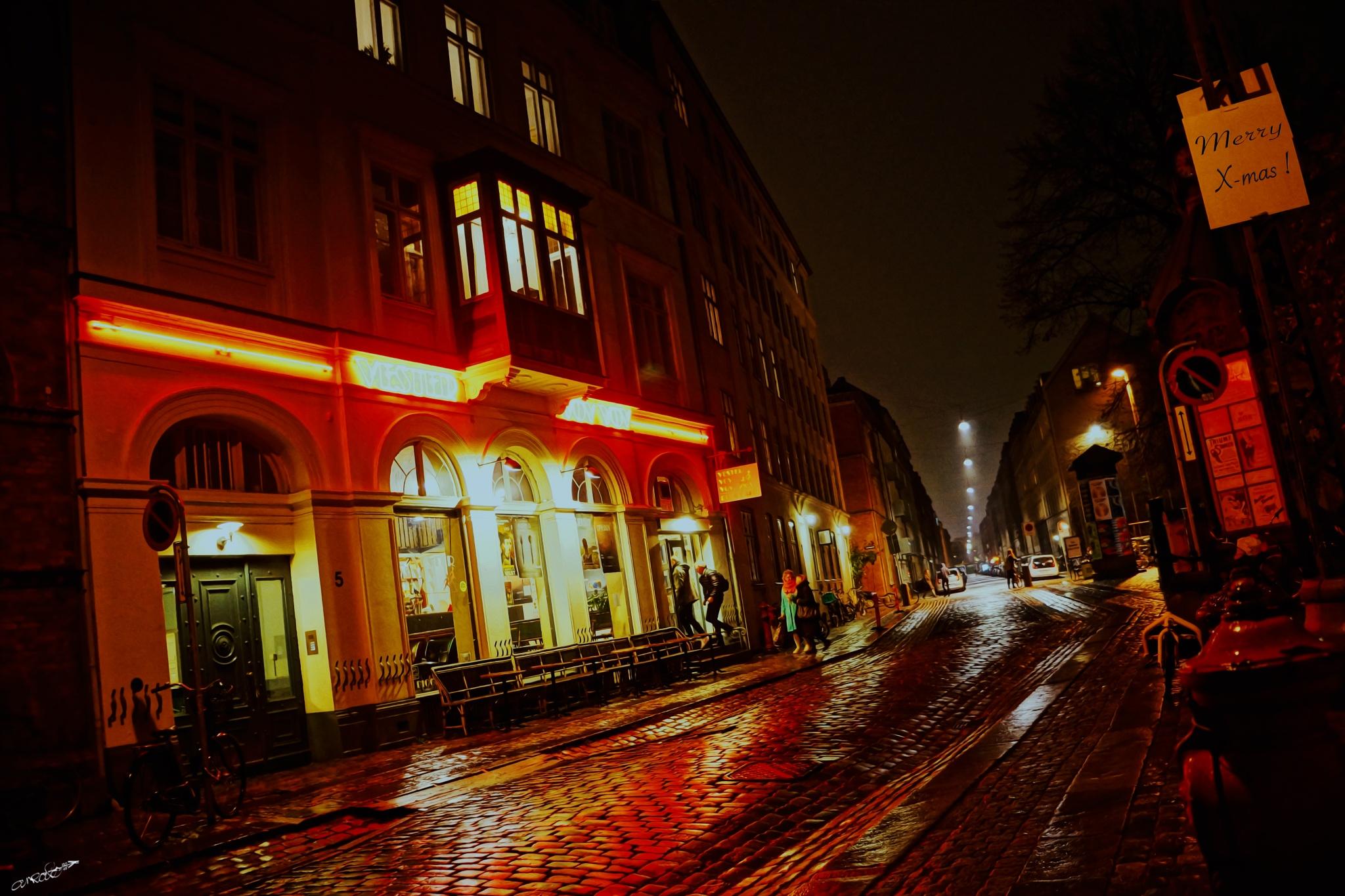 Happy Hollydays - Copenhagen by arkalohenrik.lundahl