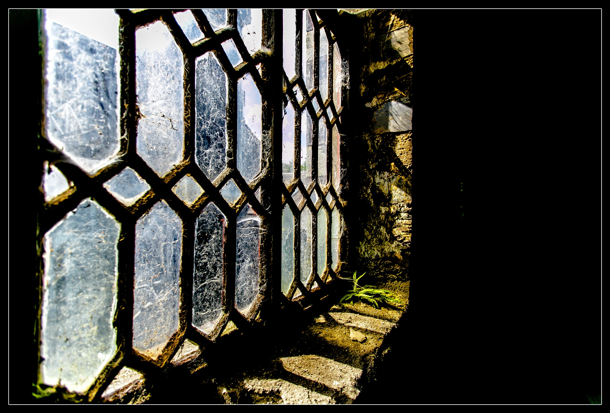 Outside inside by ad.kesteloo