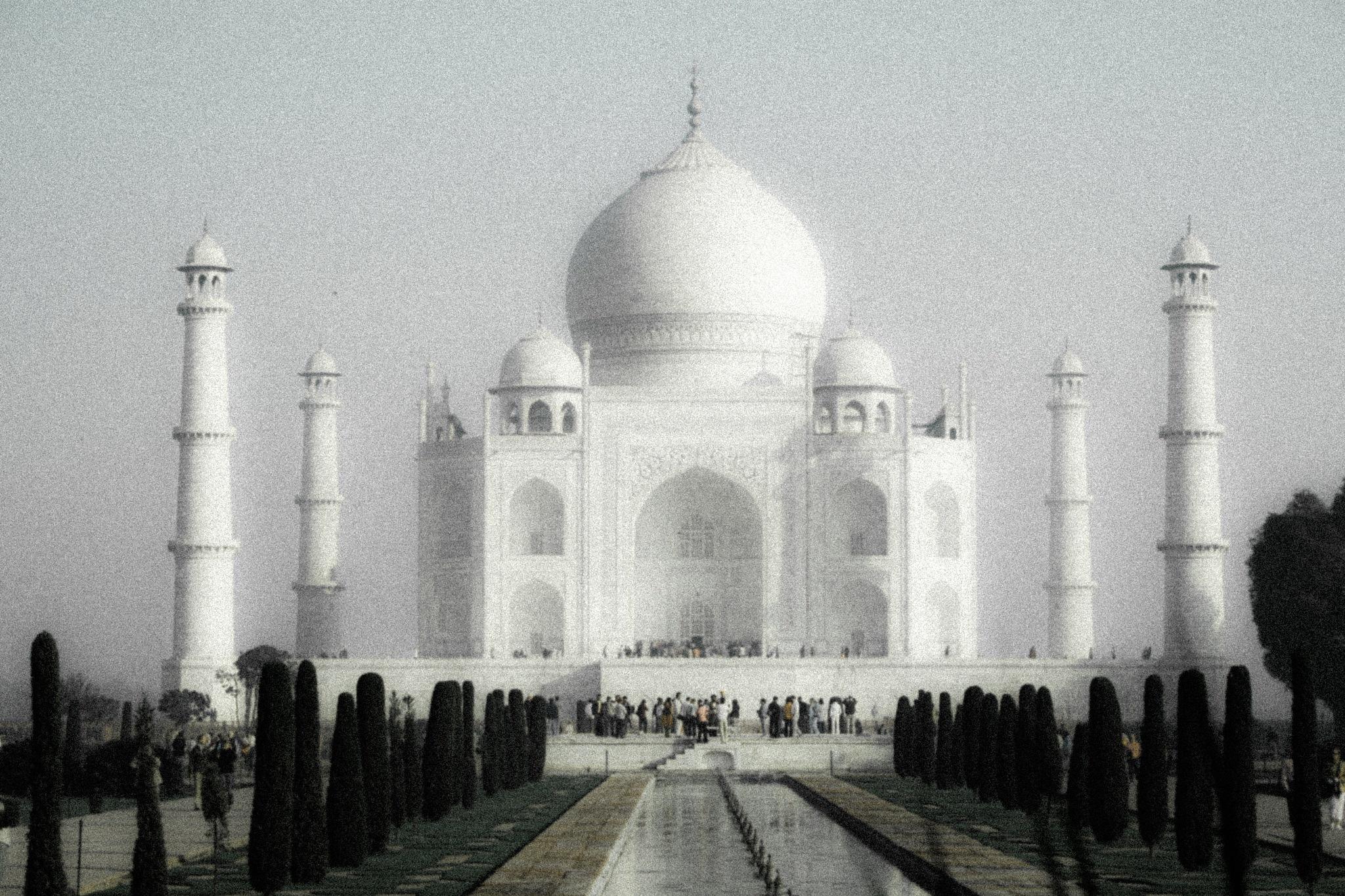Taj Mahal 2 by ad.kesteloo