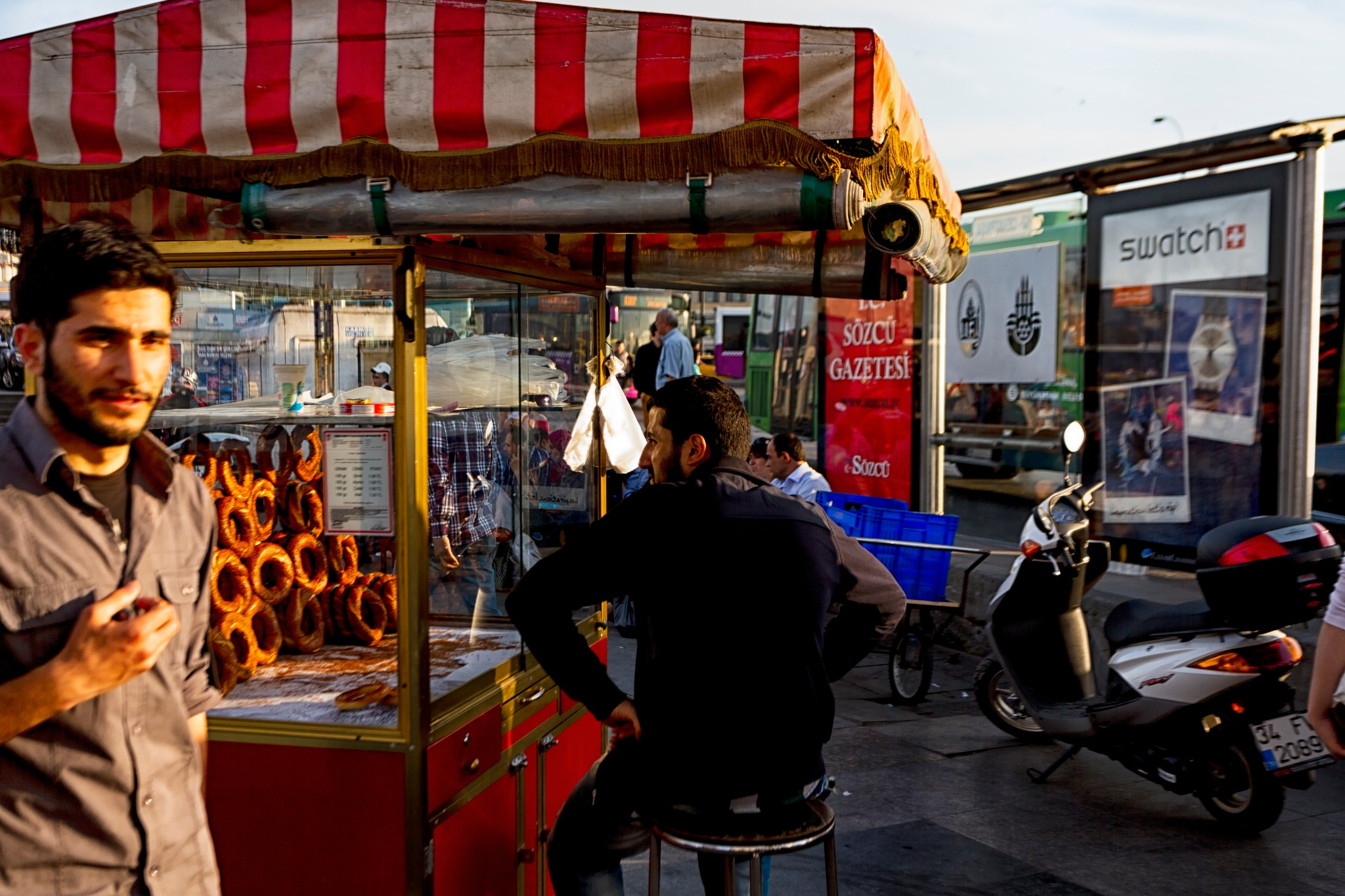 STREET FOOD by paolotomaselloct