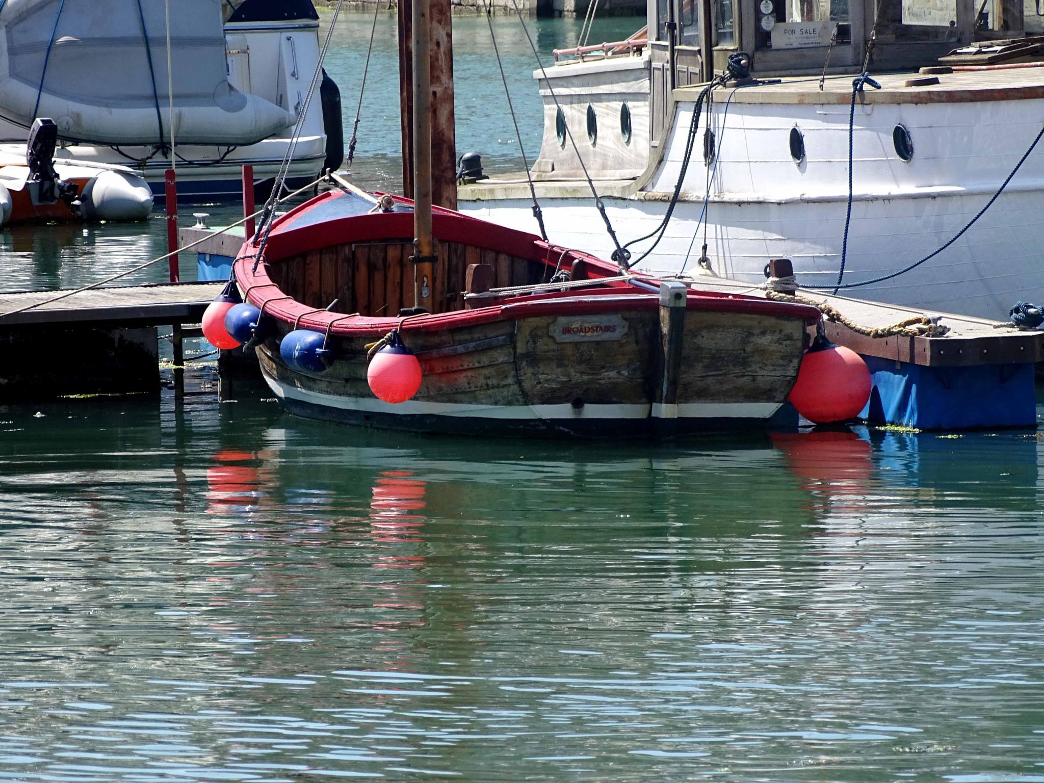 Ramsgate harbour Kent by JATTATIRVA