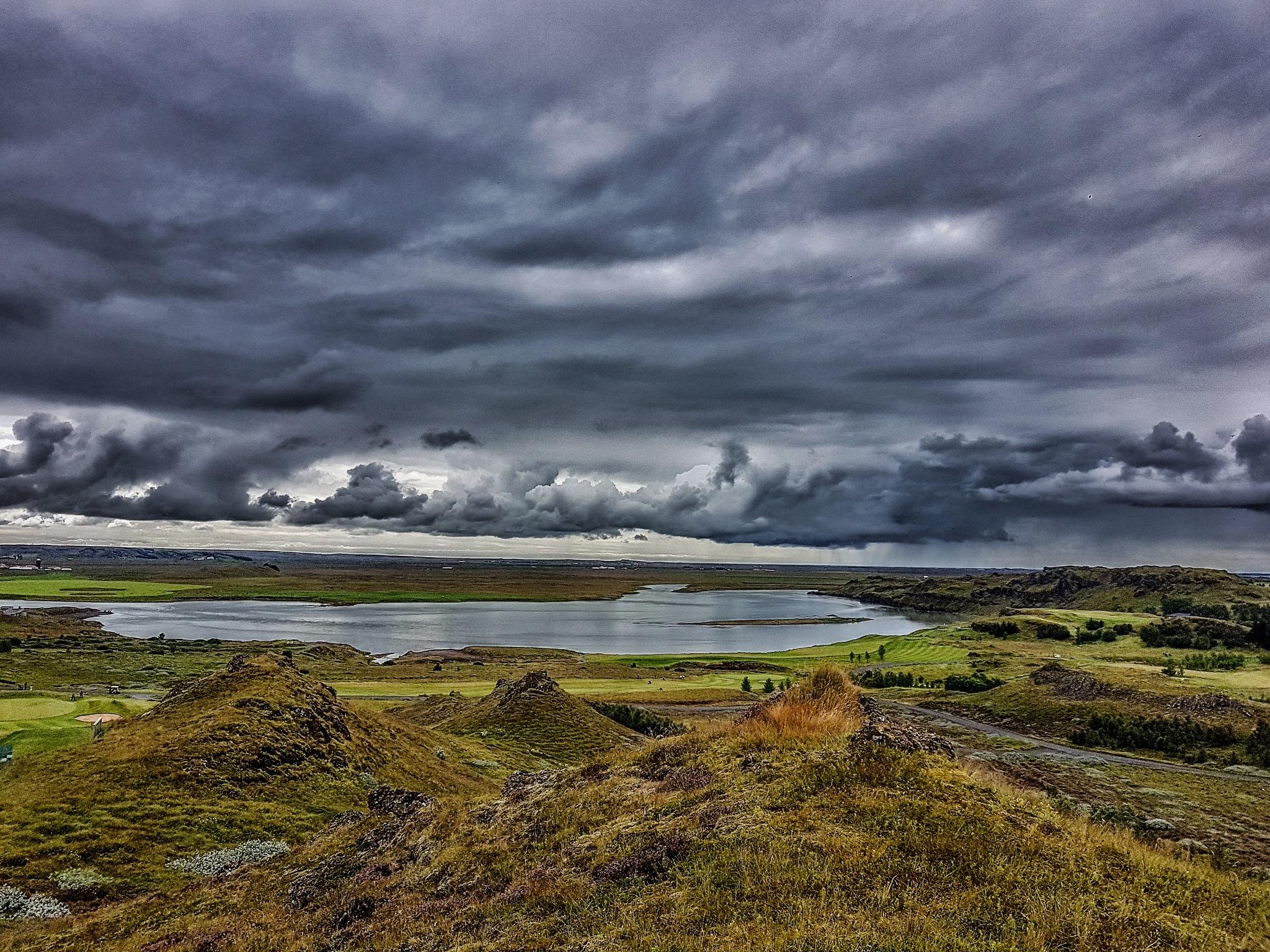 Kiðaberg by albert.o.gudbrandsson