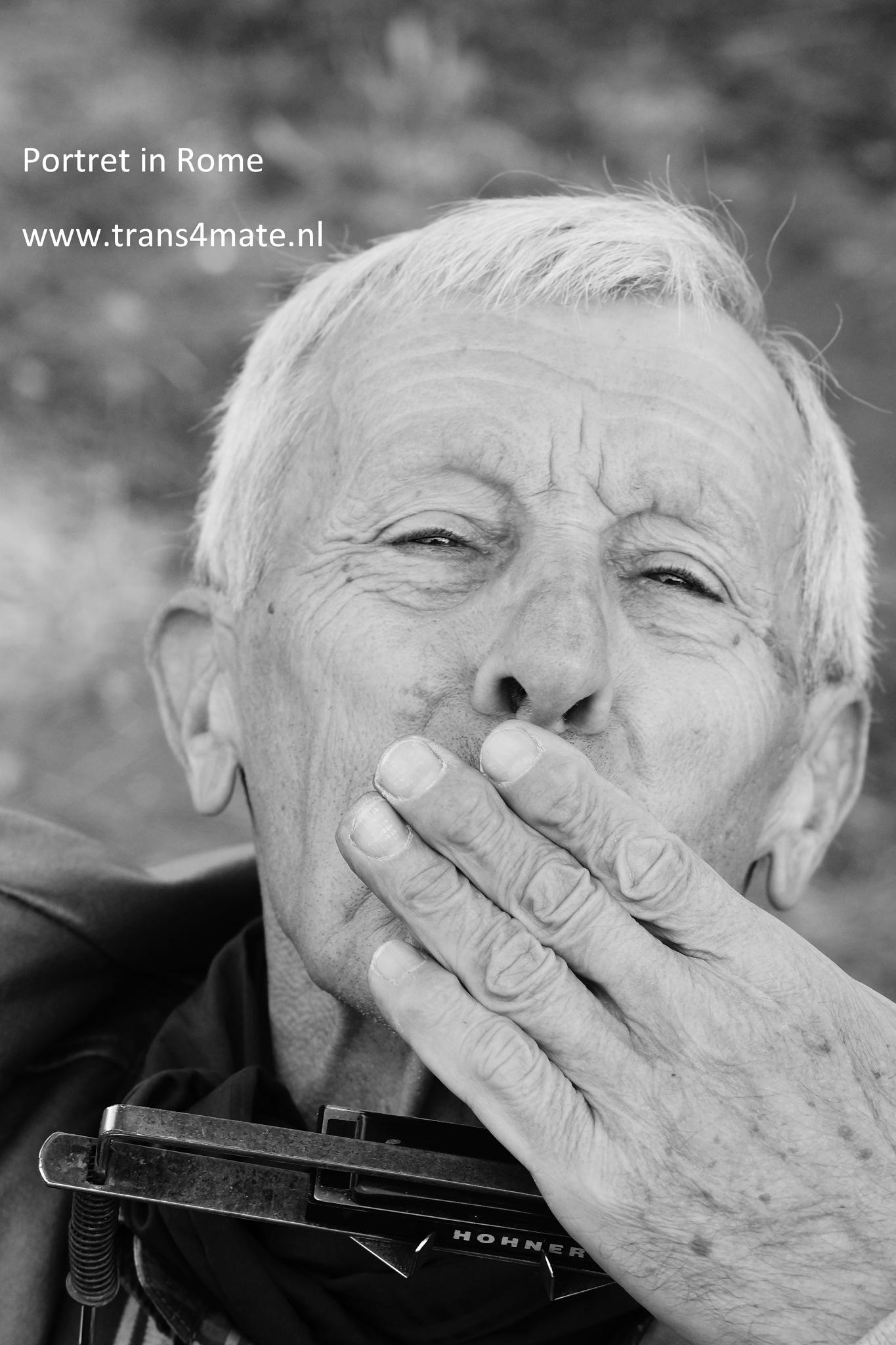 Blow a kiss... by GerdaVenema