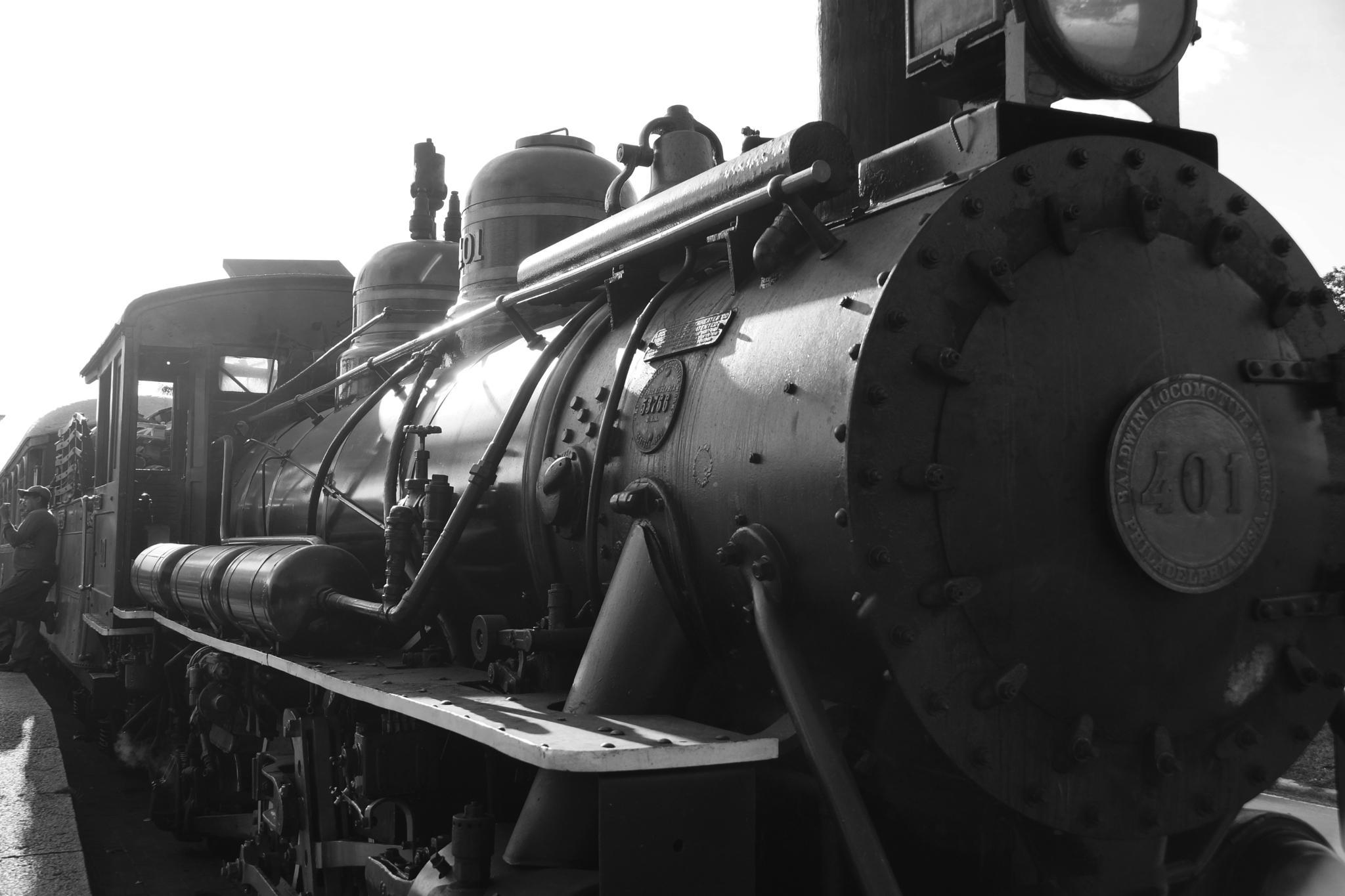 Locomotive by vinicius.monsoresdeabreu