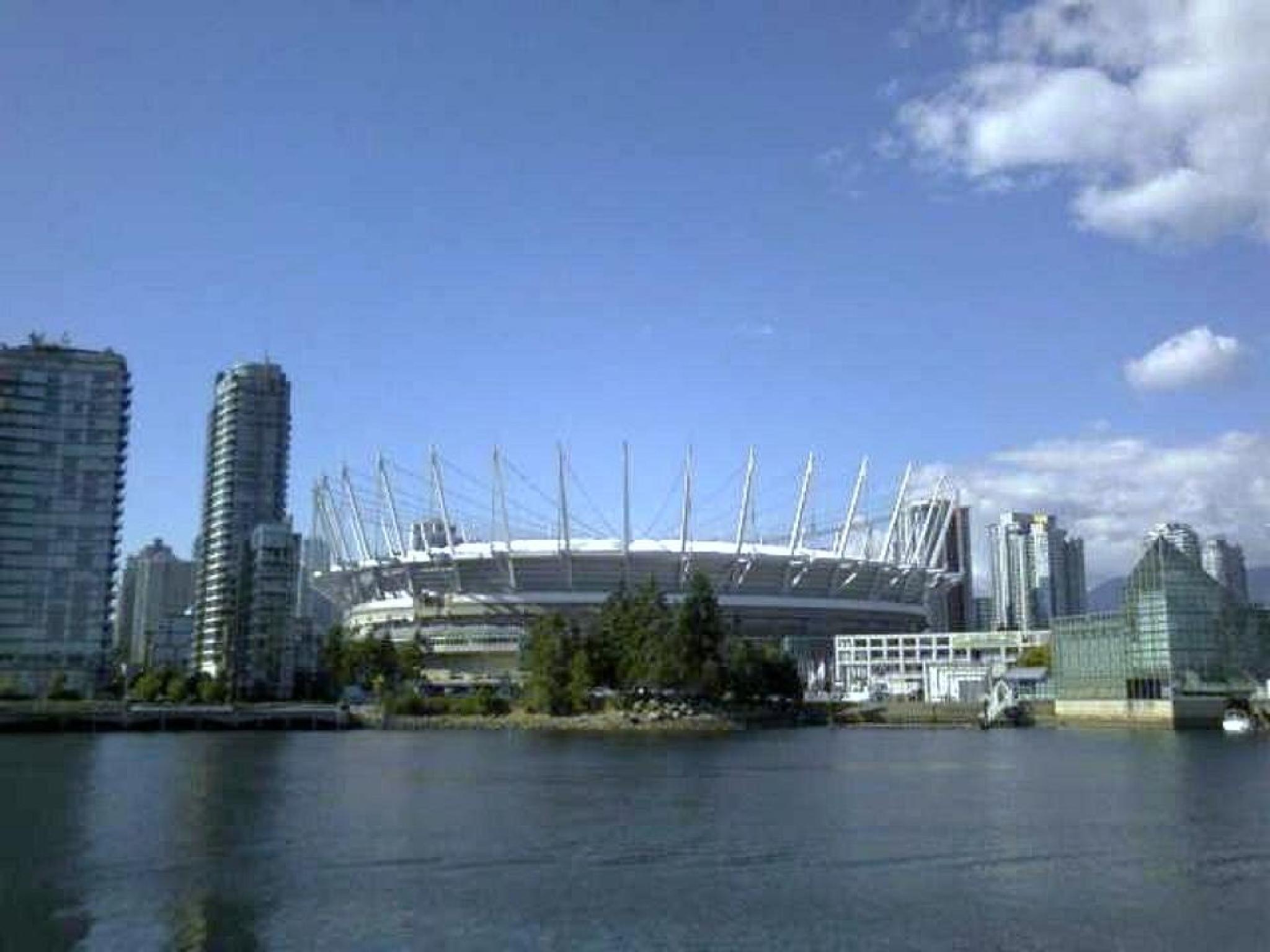 BC Place Stadium by AngelLucifer