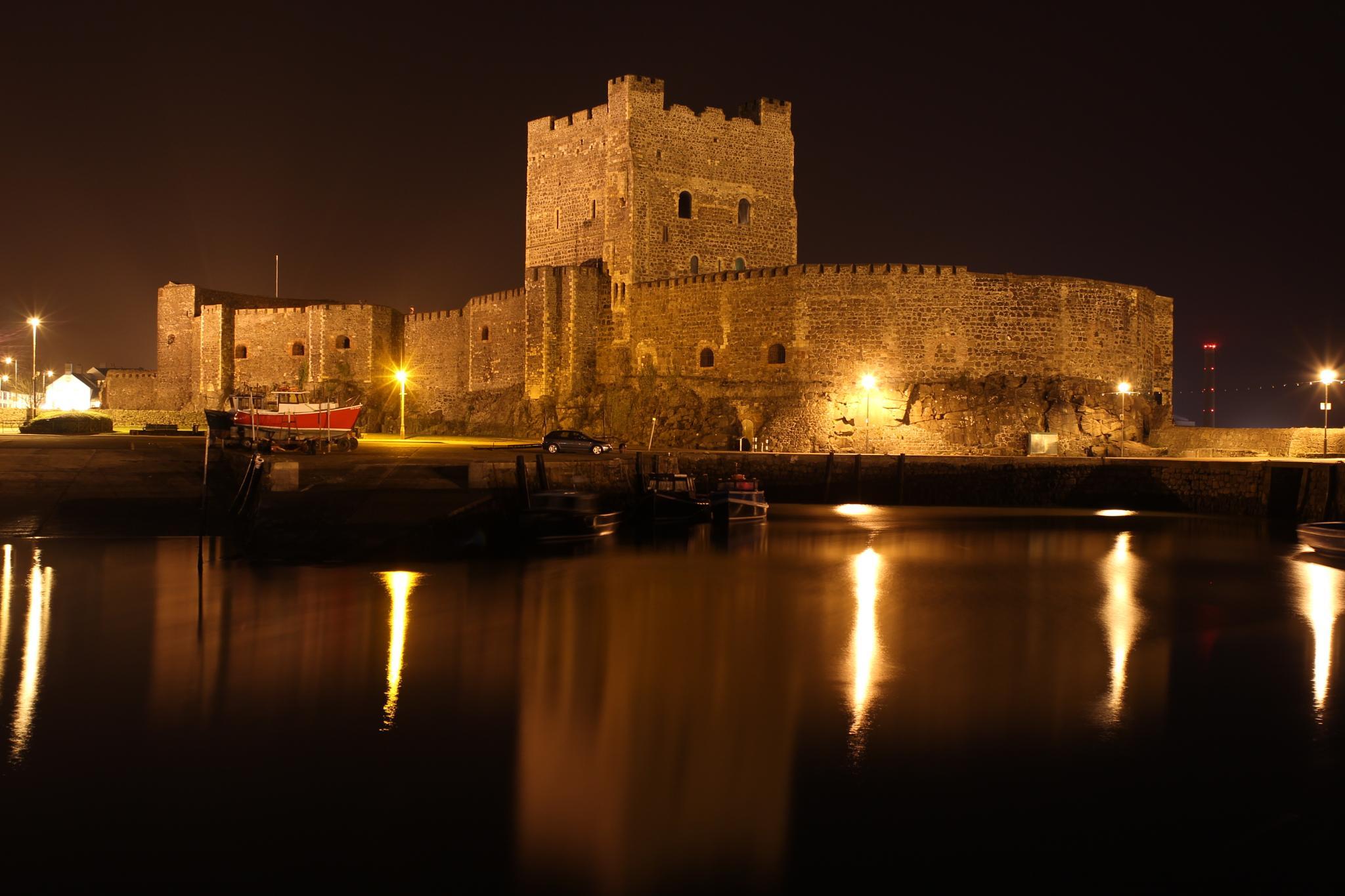 Carrickfergus Castle by wel70251