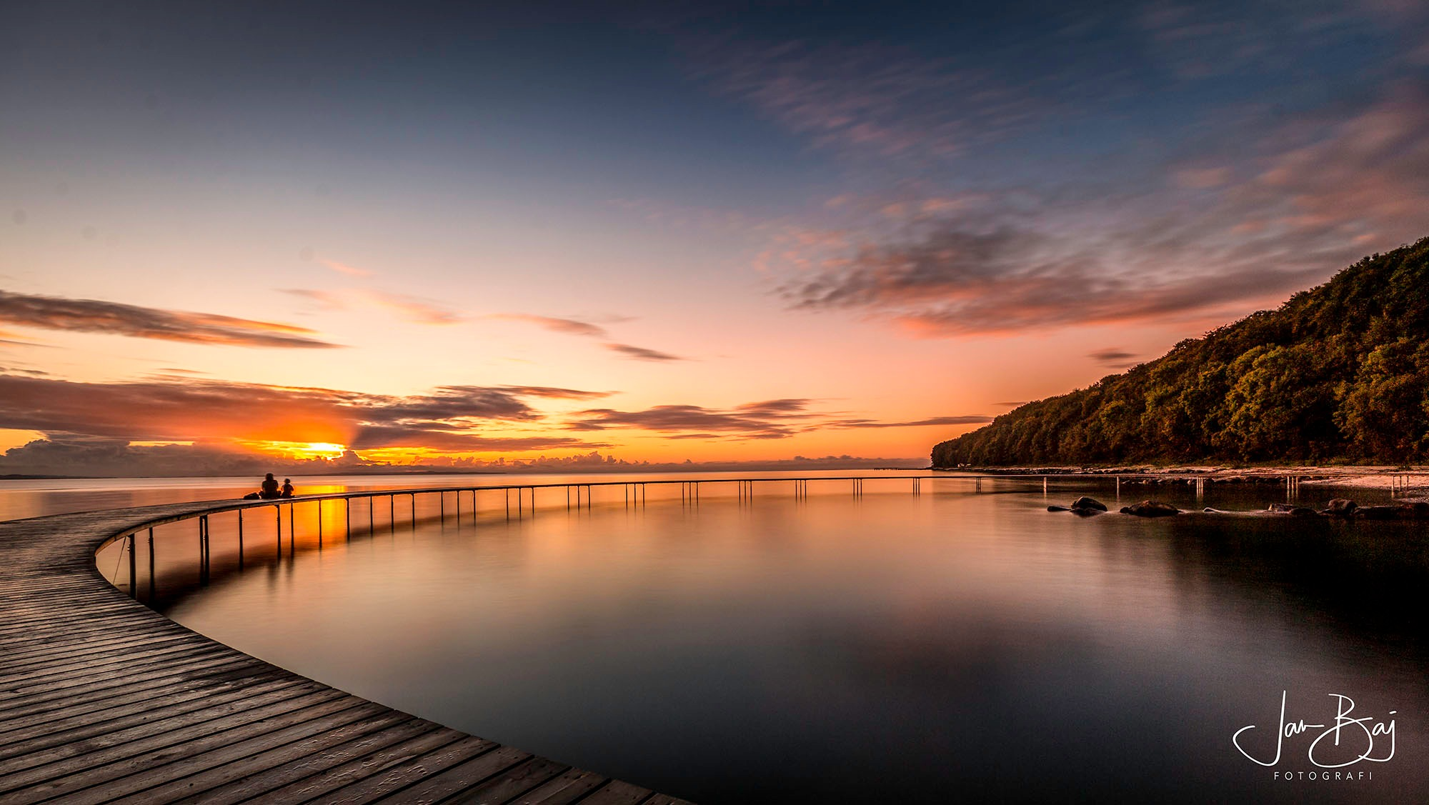 Sunrise  by Jan Baj Fotografi