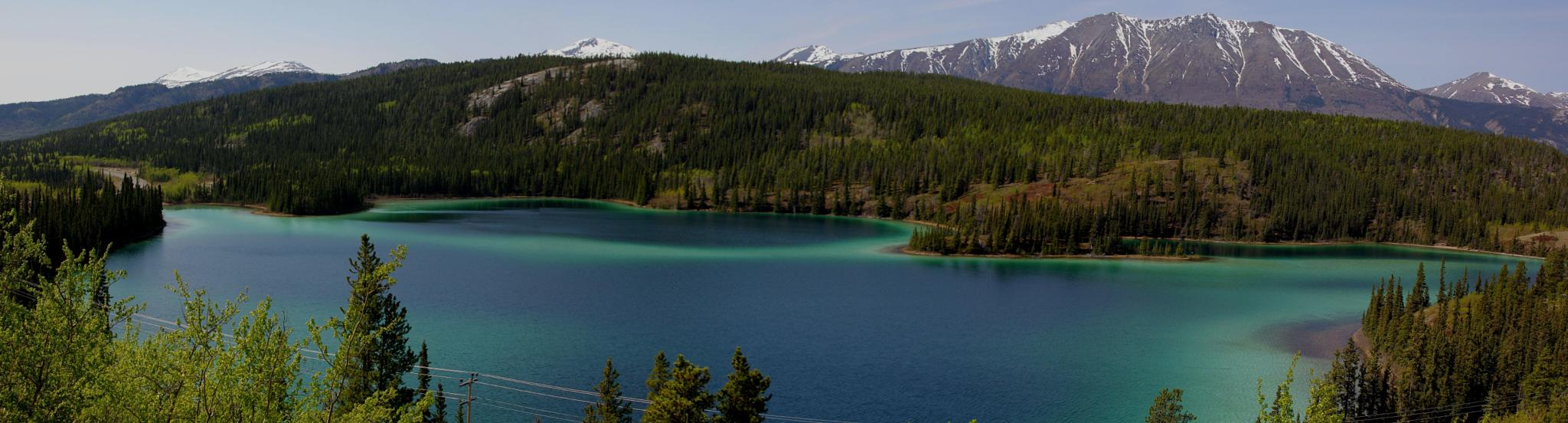 Emerald Lake, Yukon by Marv & Beth Russell