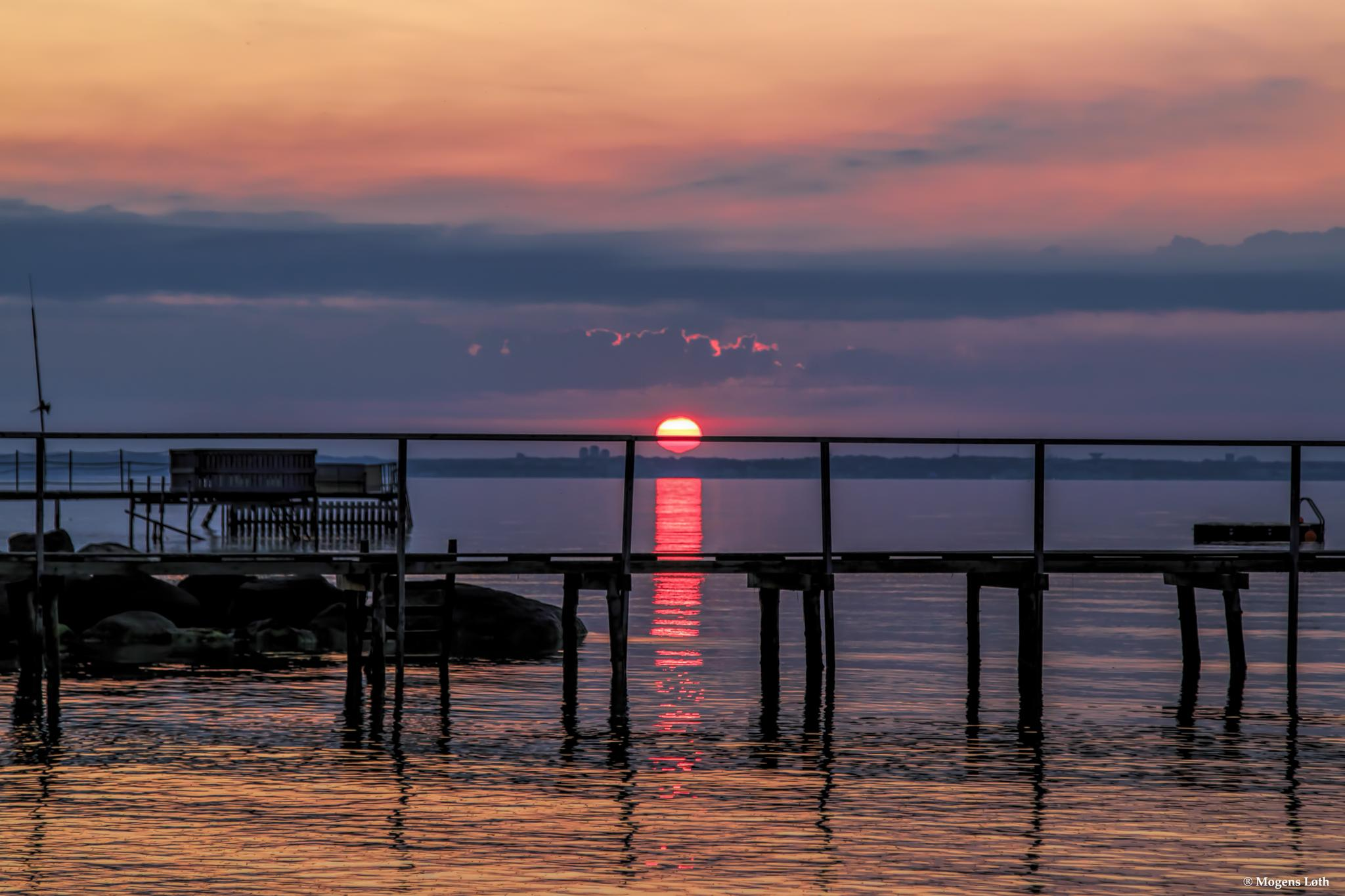 Photo in Landscape #first sight of the sun #sun rise #over the horizon