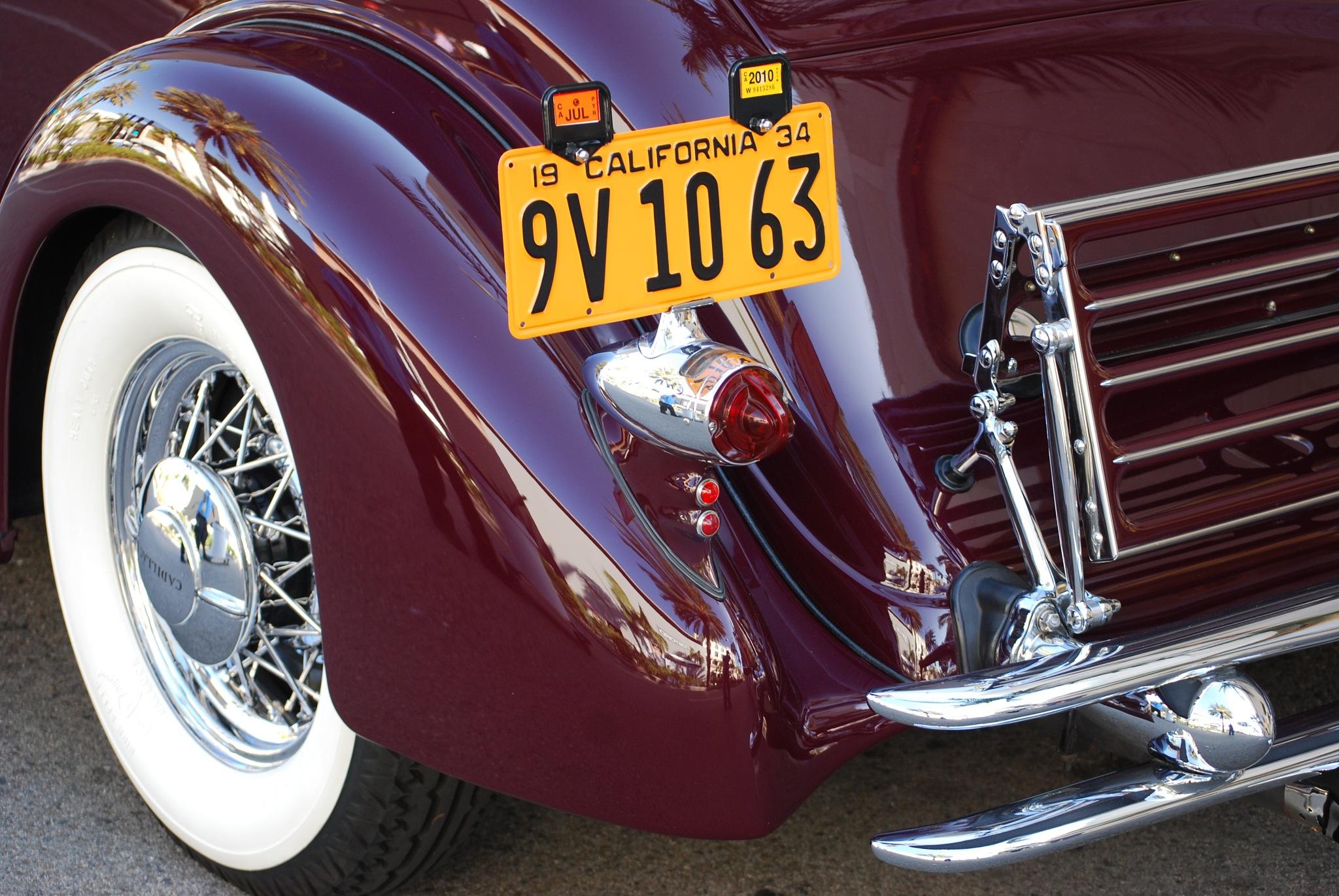 Cadillac Classic by Solomon Aseoche