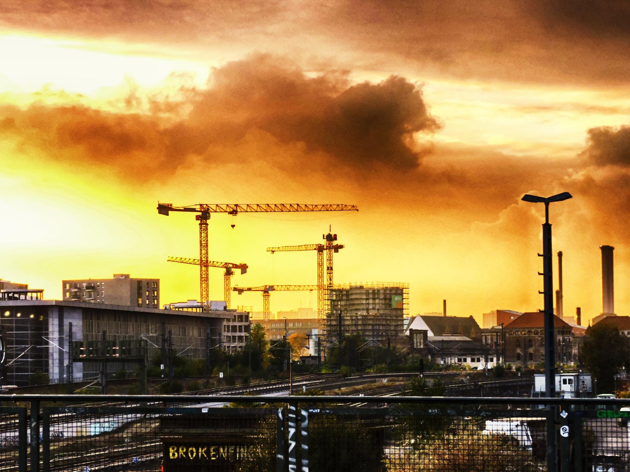 Berlin by FranklinB