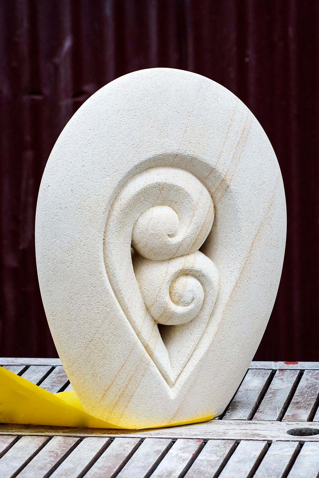 Sculpture in Stone by TerraEncounters