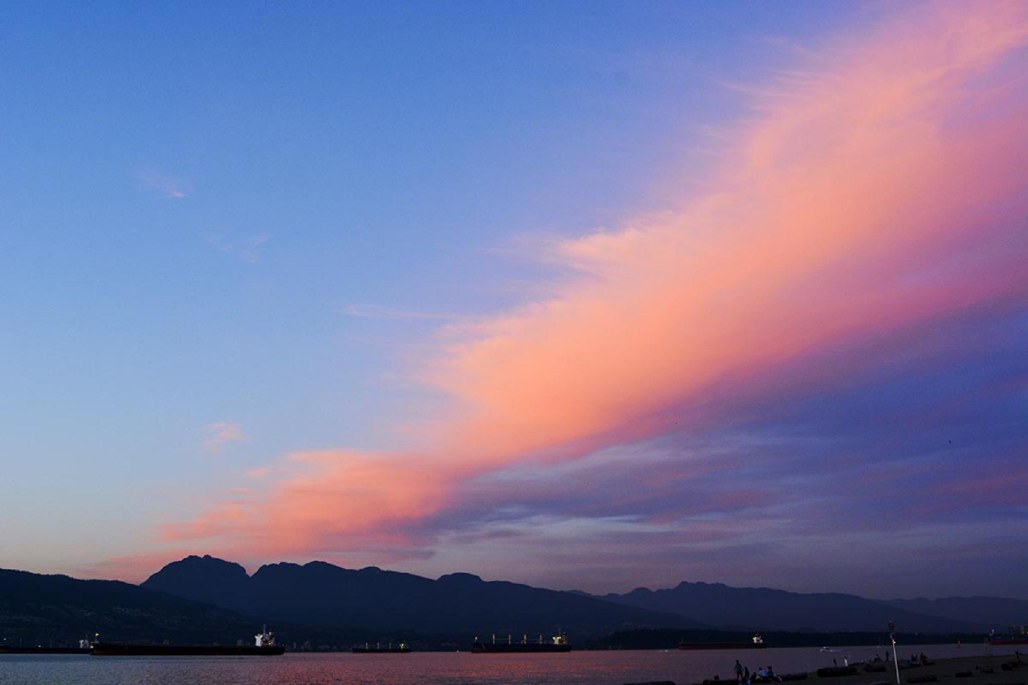 Best Coastal City Panorama by TerraEncounters