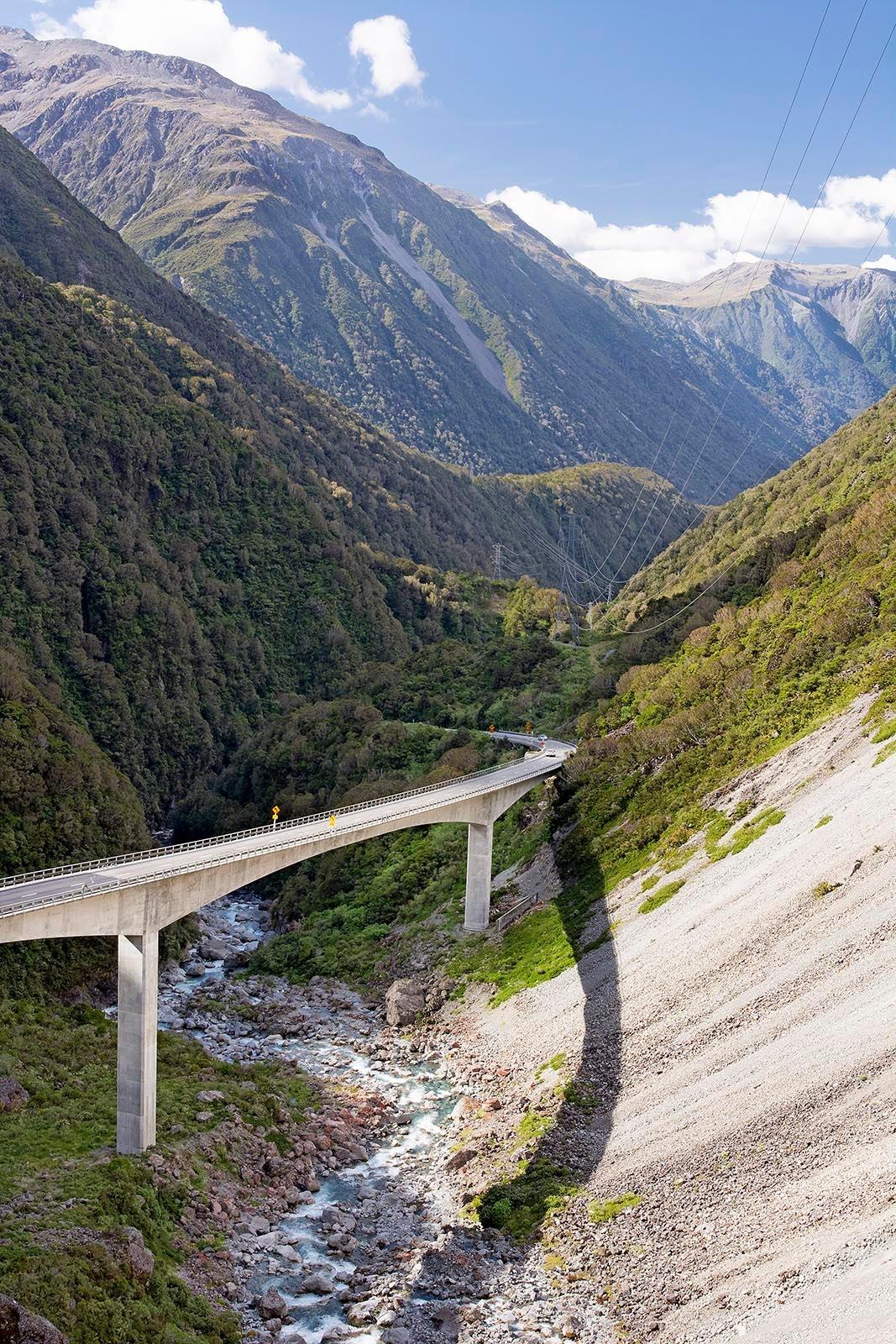 Otira Gorge by TerraEncounters