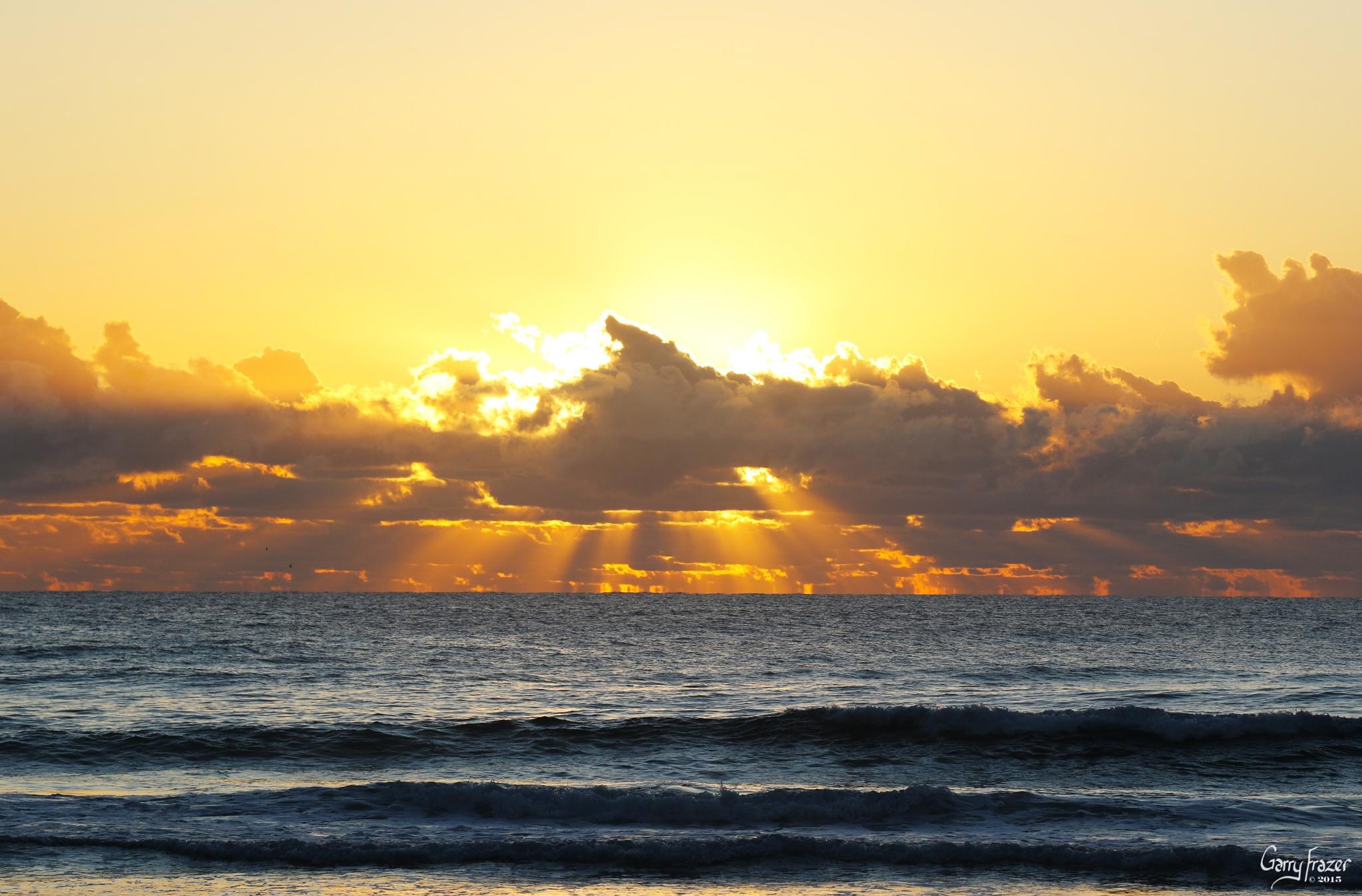 Daybreak by garry.frazer