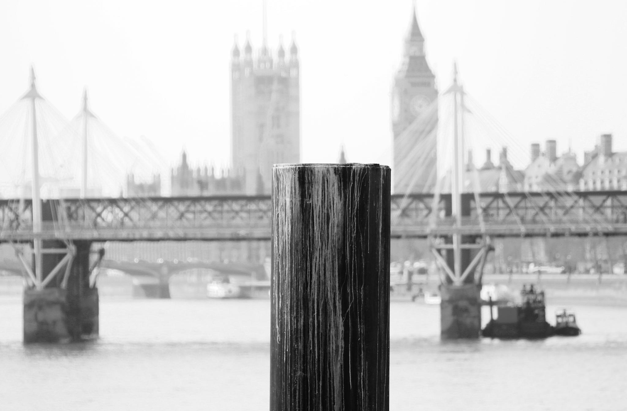 Big Ben, an alternative view, by Tom069