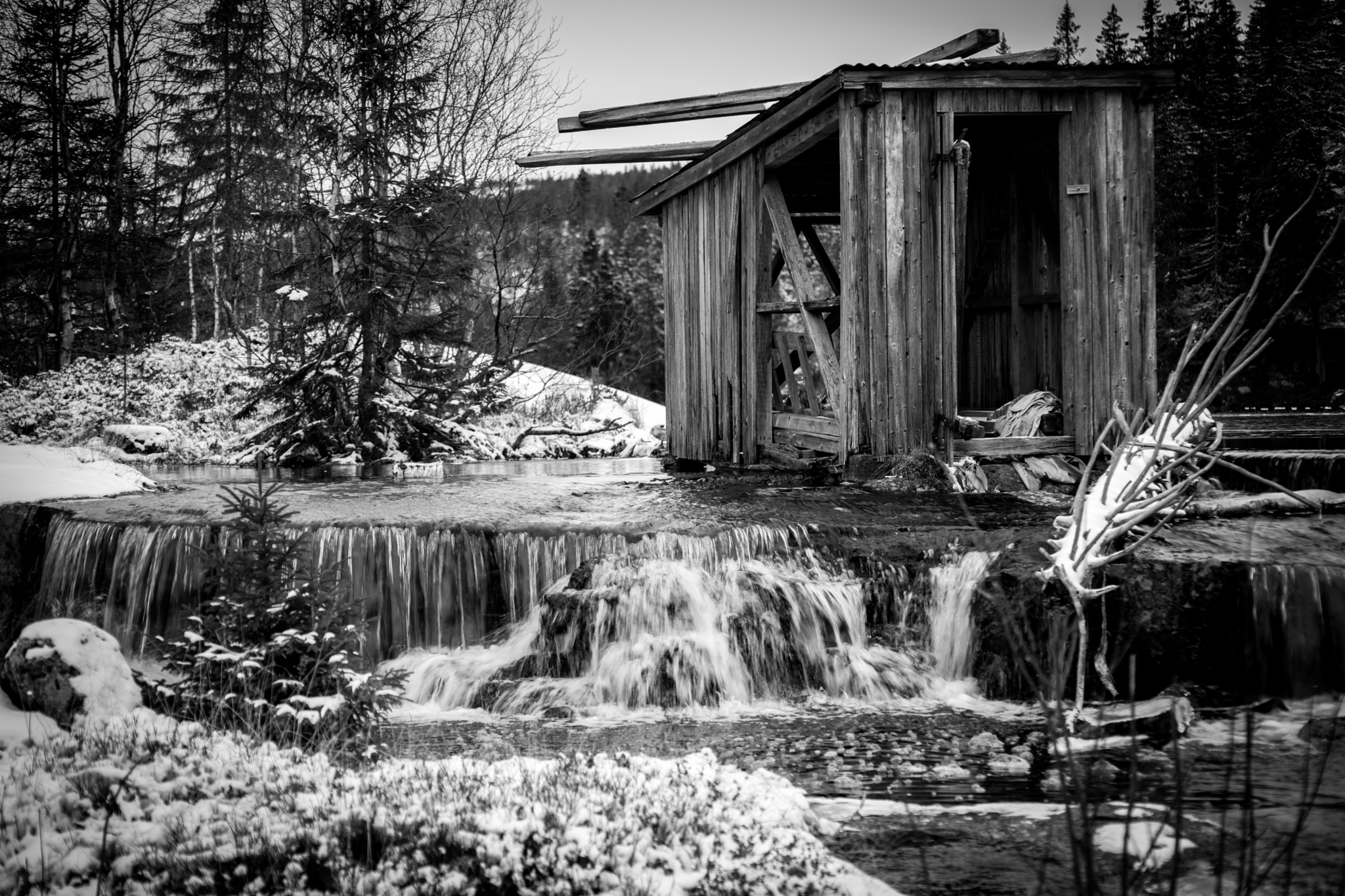 Shed by Ole Morten Eyra