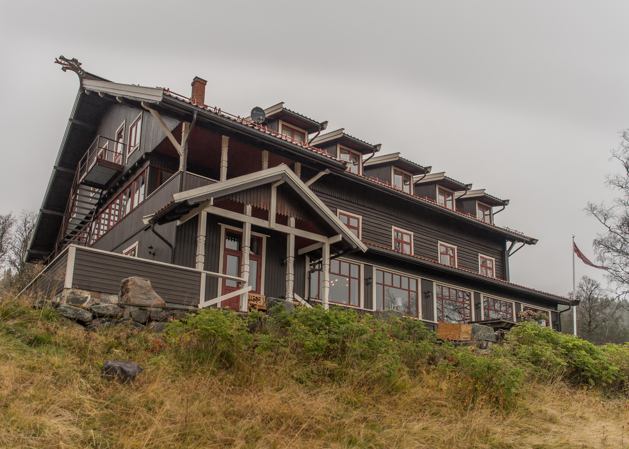 Tuddal Highland Hotel by Ole Morten Eyra