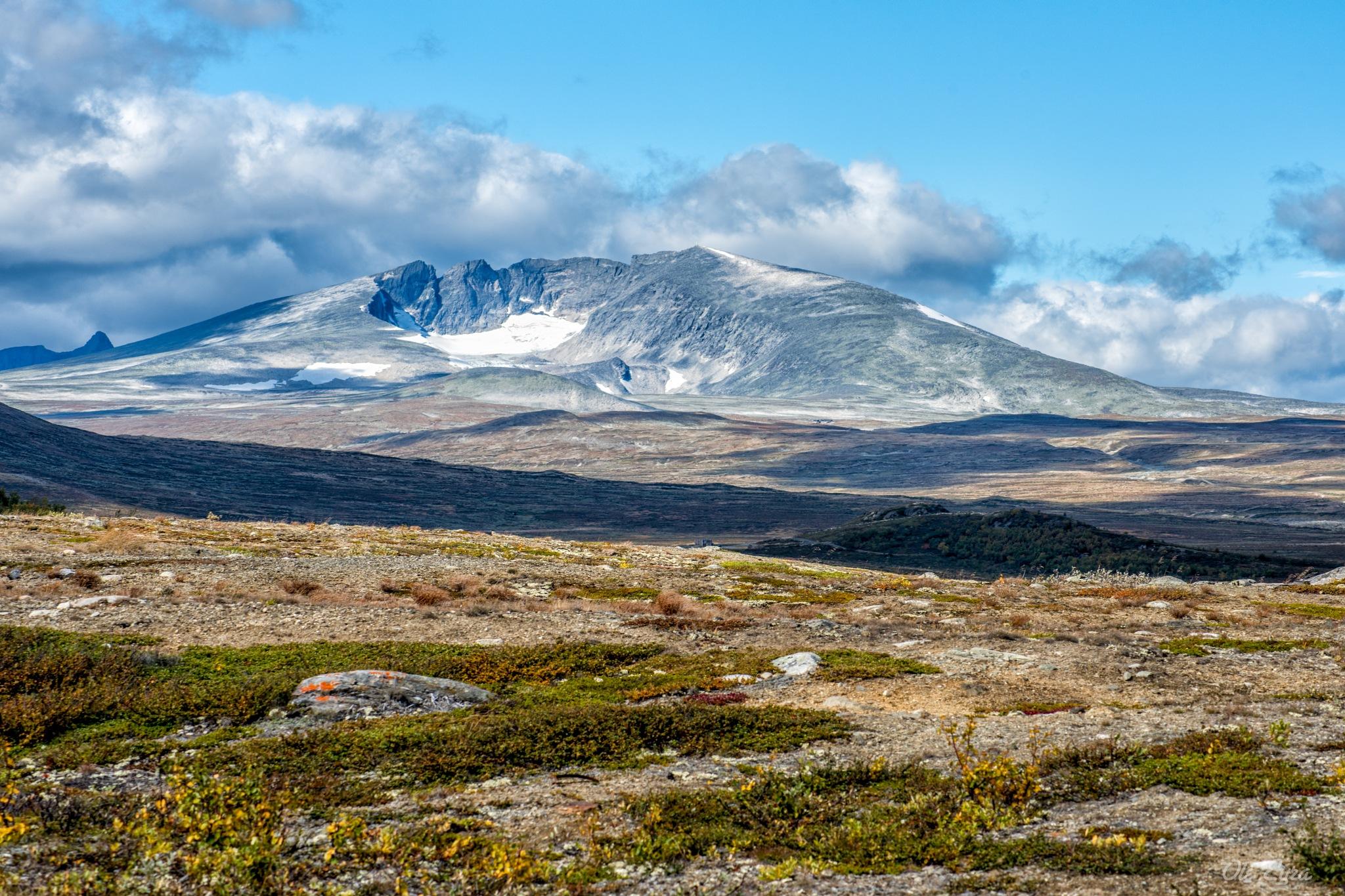 Snøhetta by Ole Morten Eyra