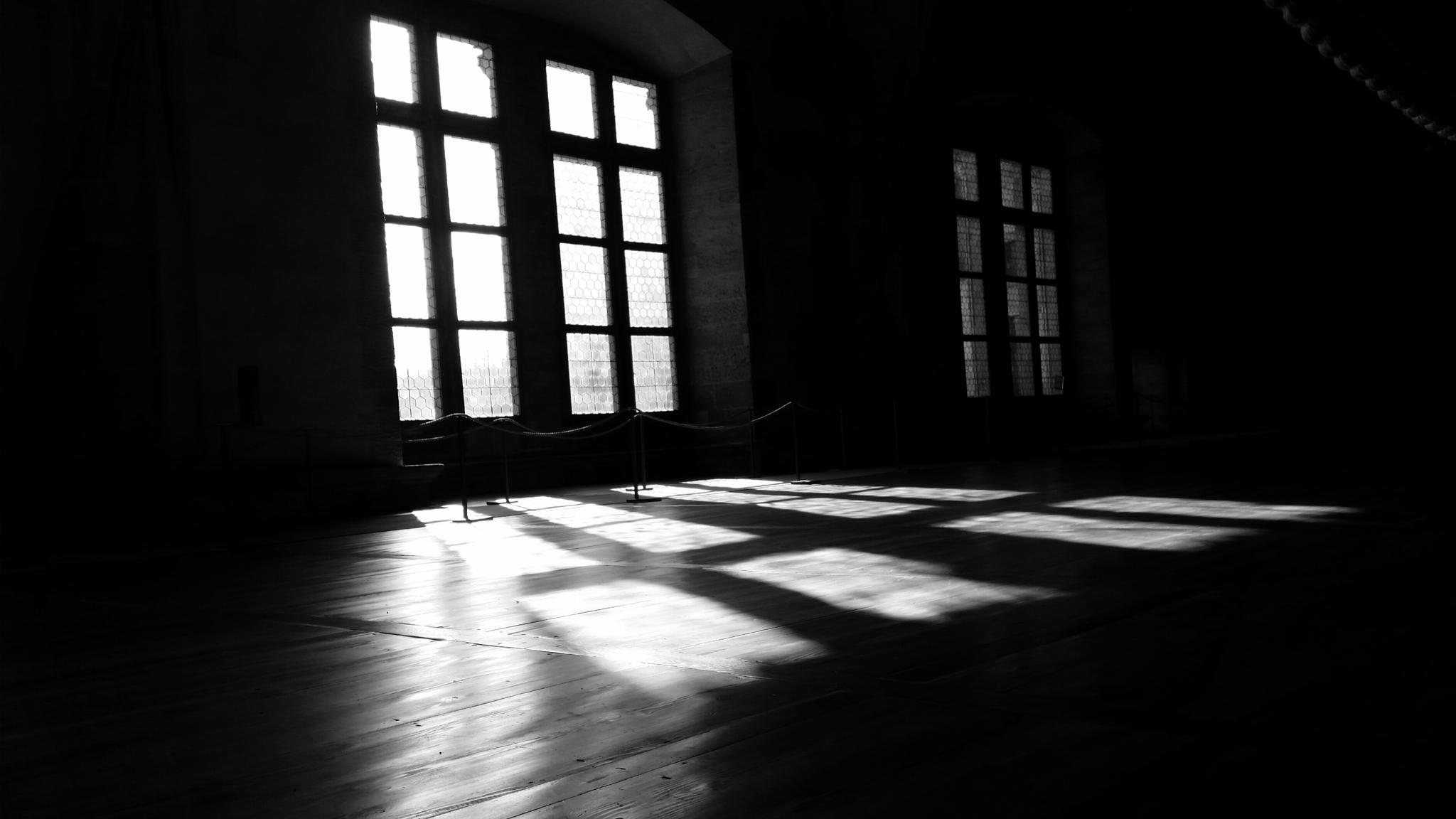Fenster by Frank Bollmann