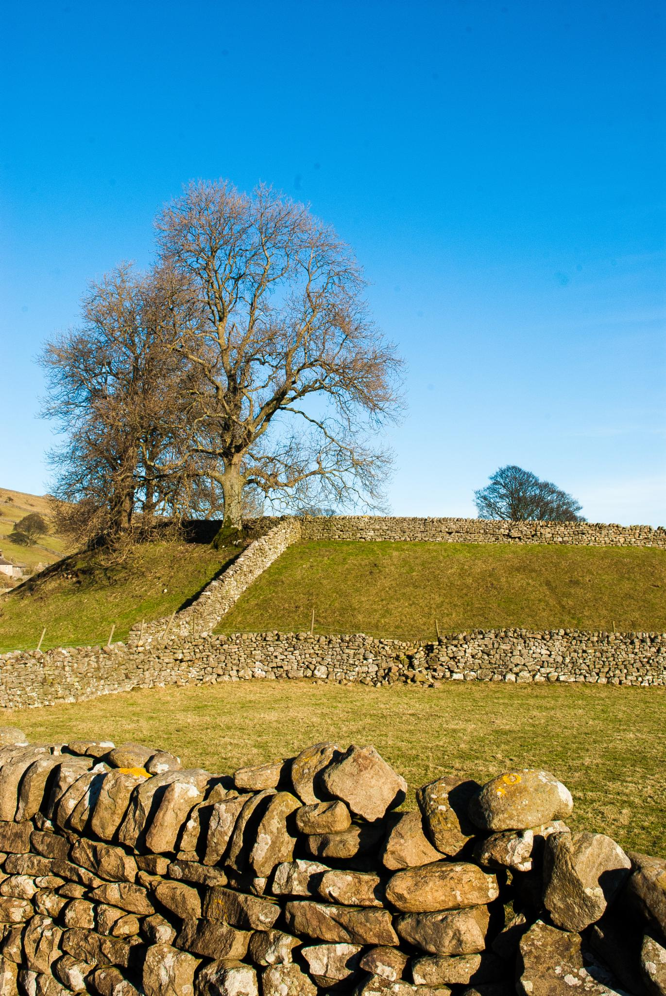 Stone wall's. by NatureGirl