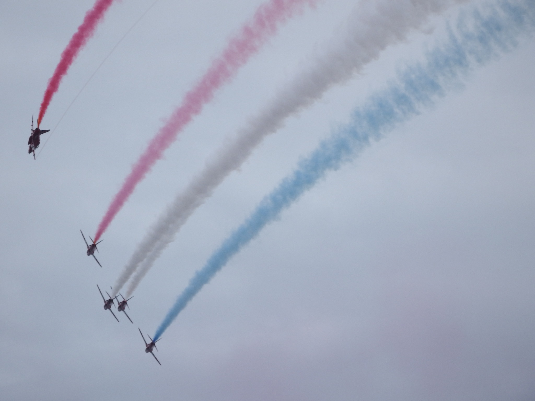 red arrows by kenneth campbell