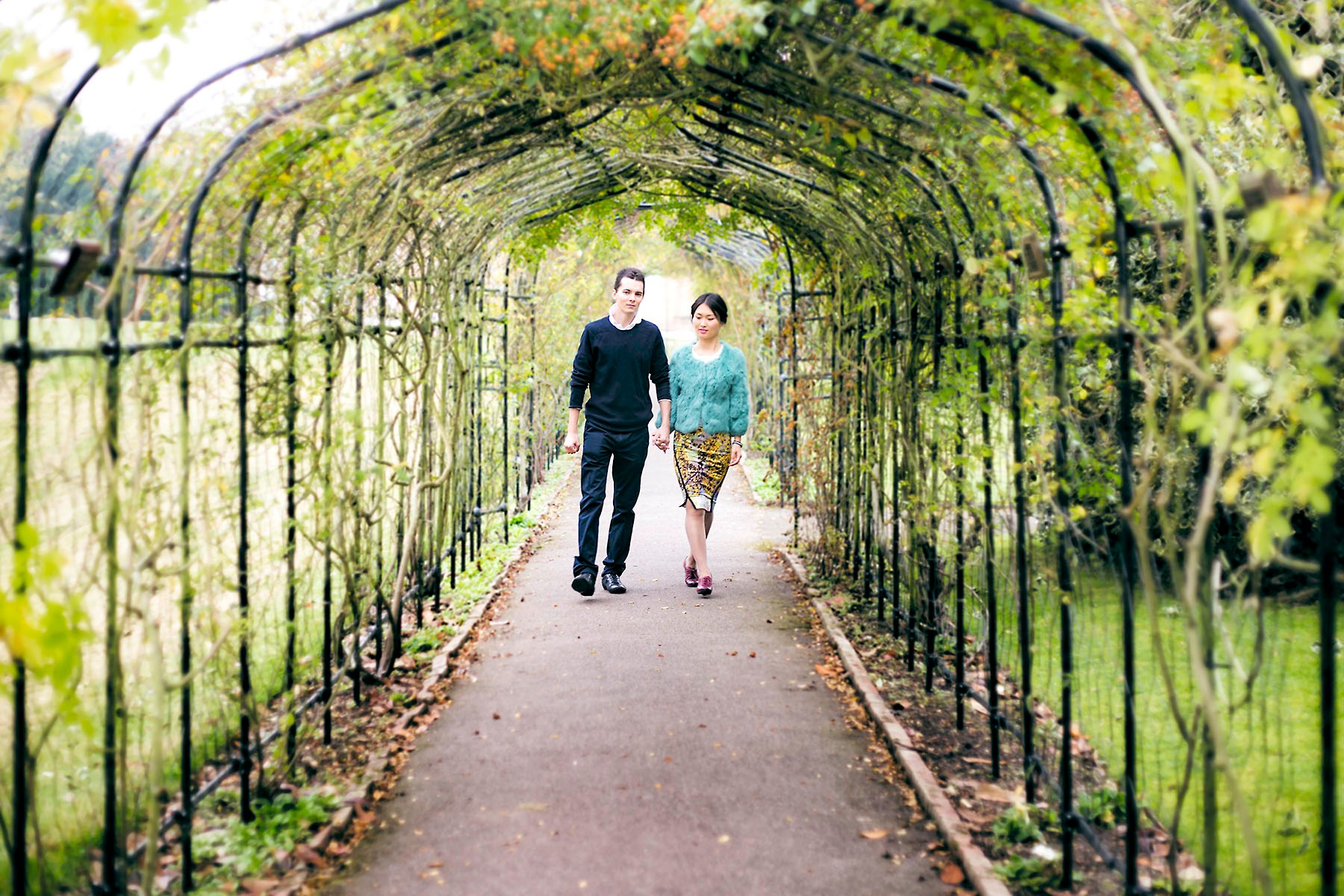 Autumn Couple Shoot by Rhys Briers