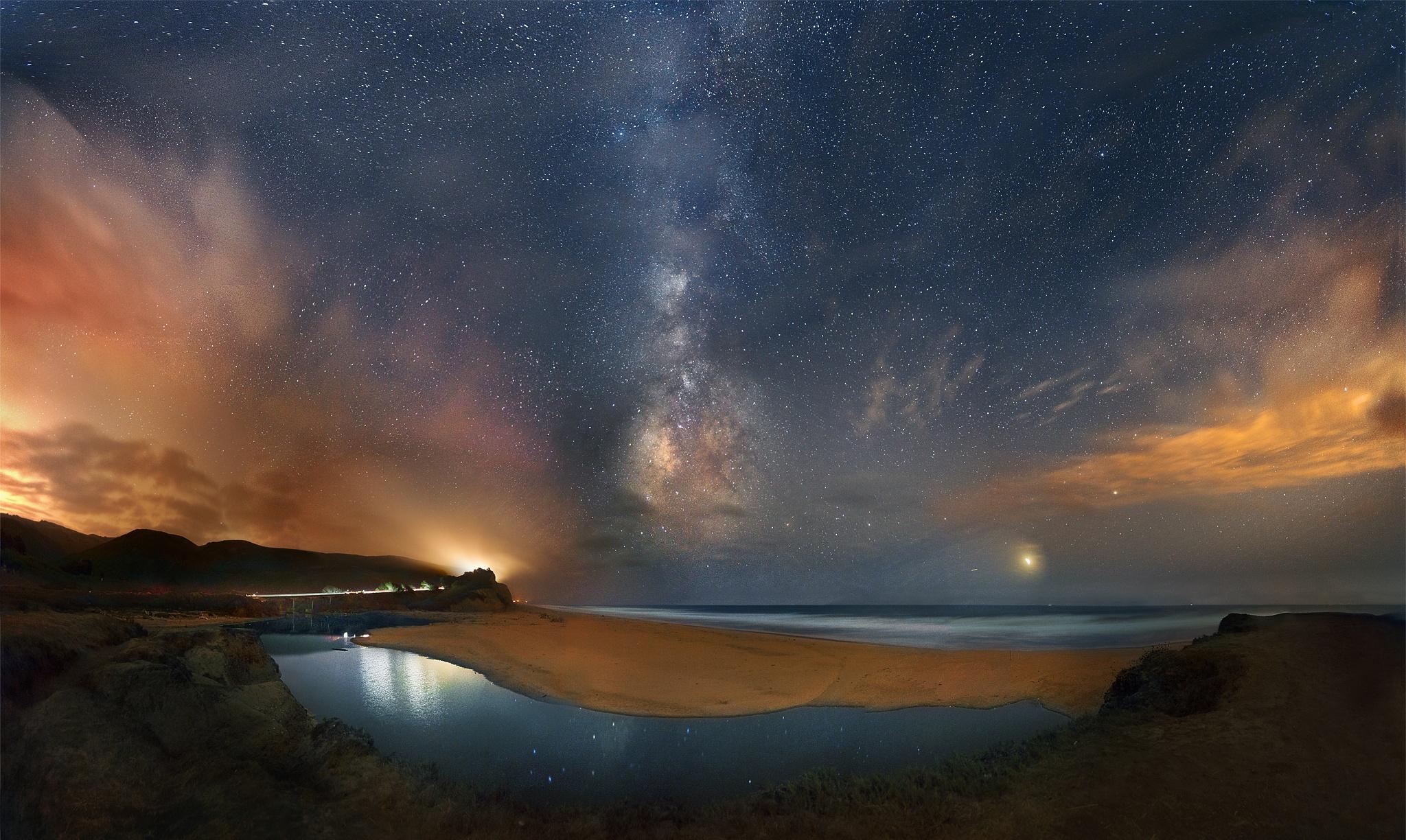 Stars in the sky by Pamela Des Barres