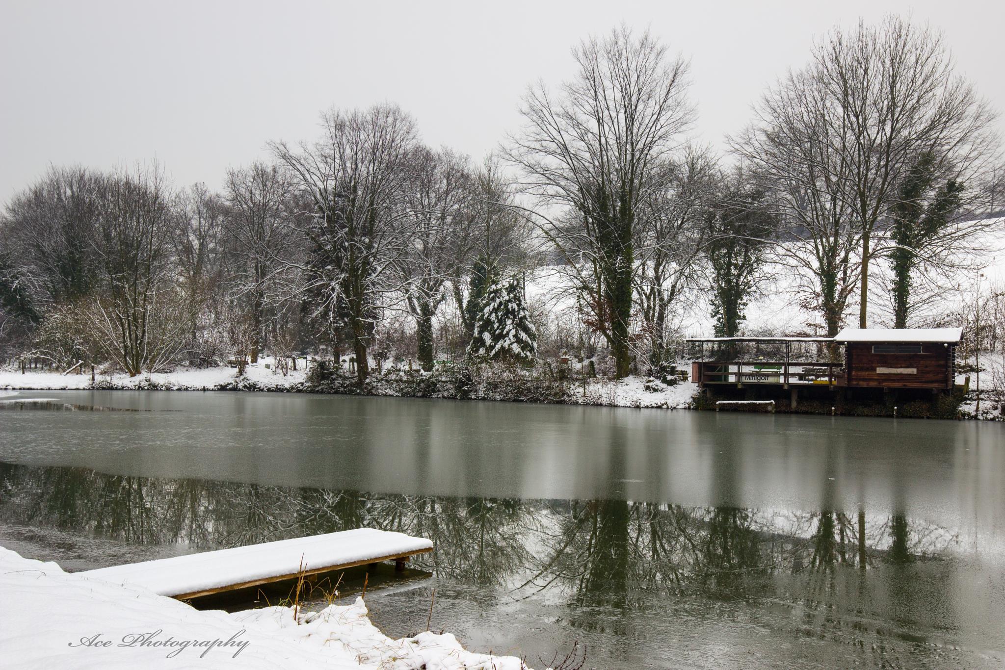 Winterlandschaft by samy.wolter
