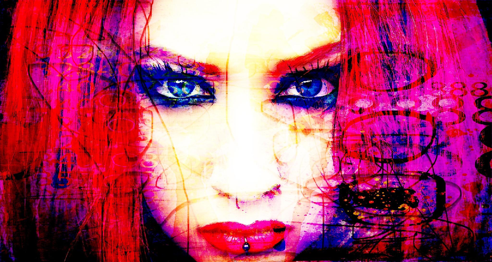 Gothic Girl by mminoguekarlsson