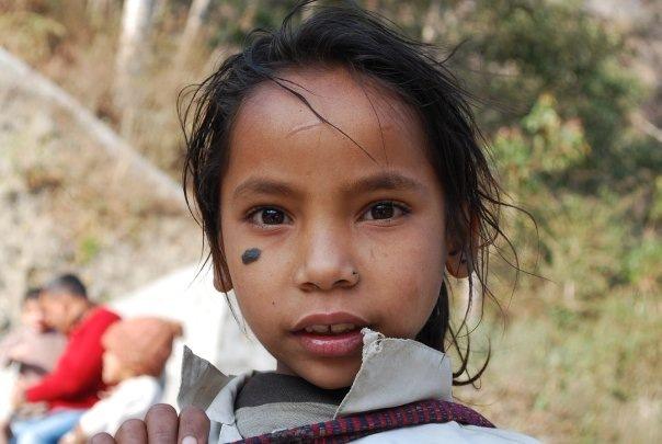 Nepali Girl by martine.gurung.7