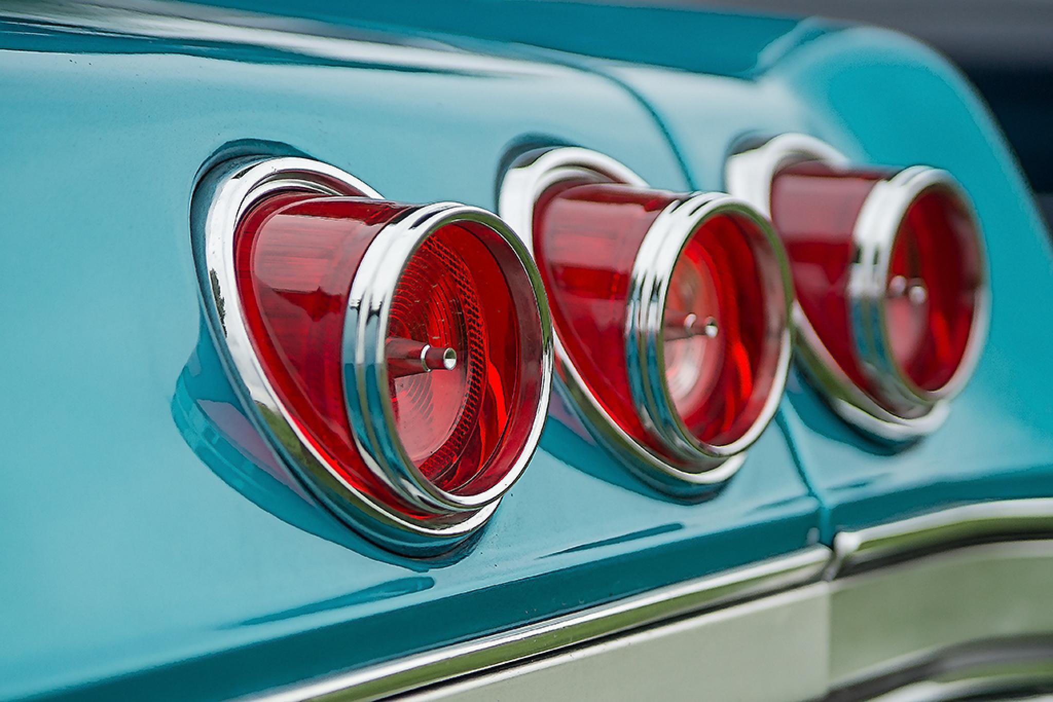 rear lights by Leo Walter