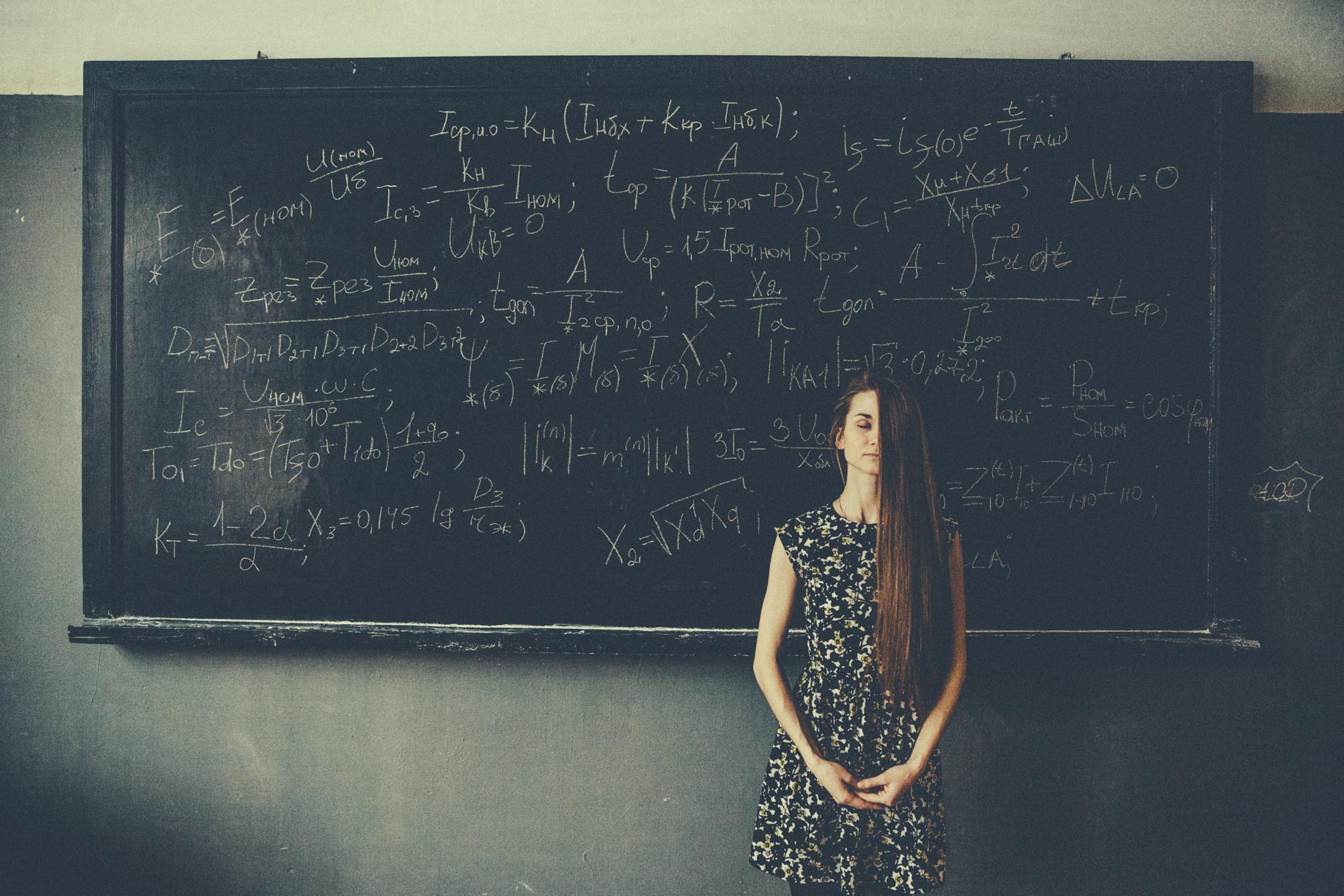 school by Nastya Balaban