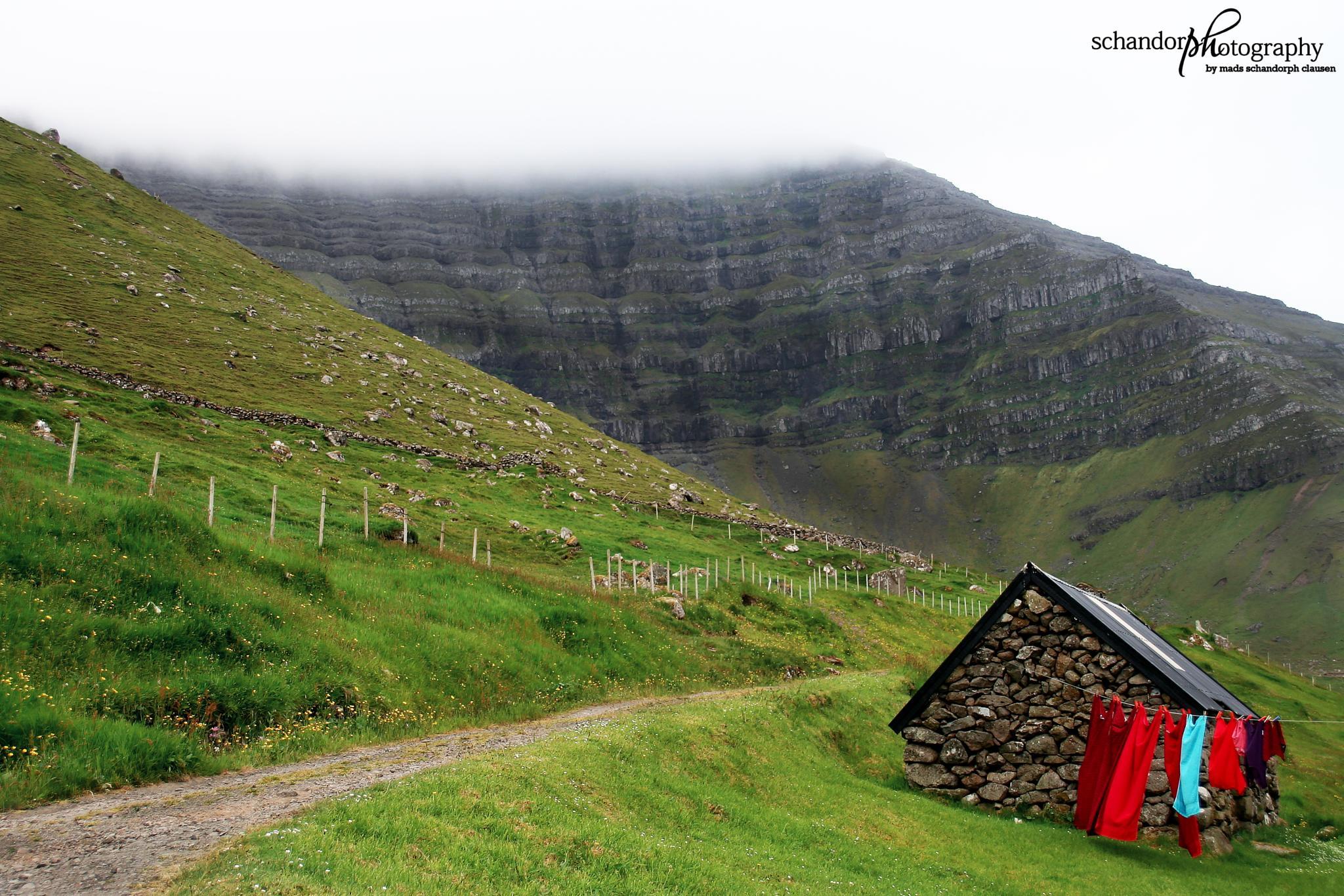 Airing - Faroe Islands by Mads Schandorph Clausen