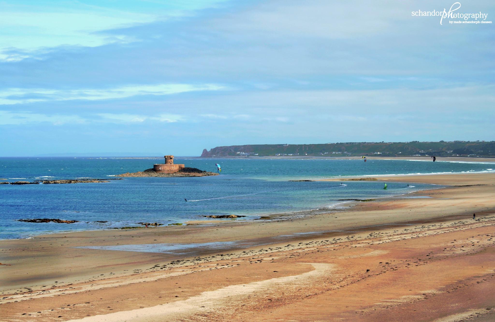 Jersey - Channel Islands by Mads Schandorph Clausen