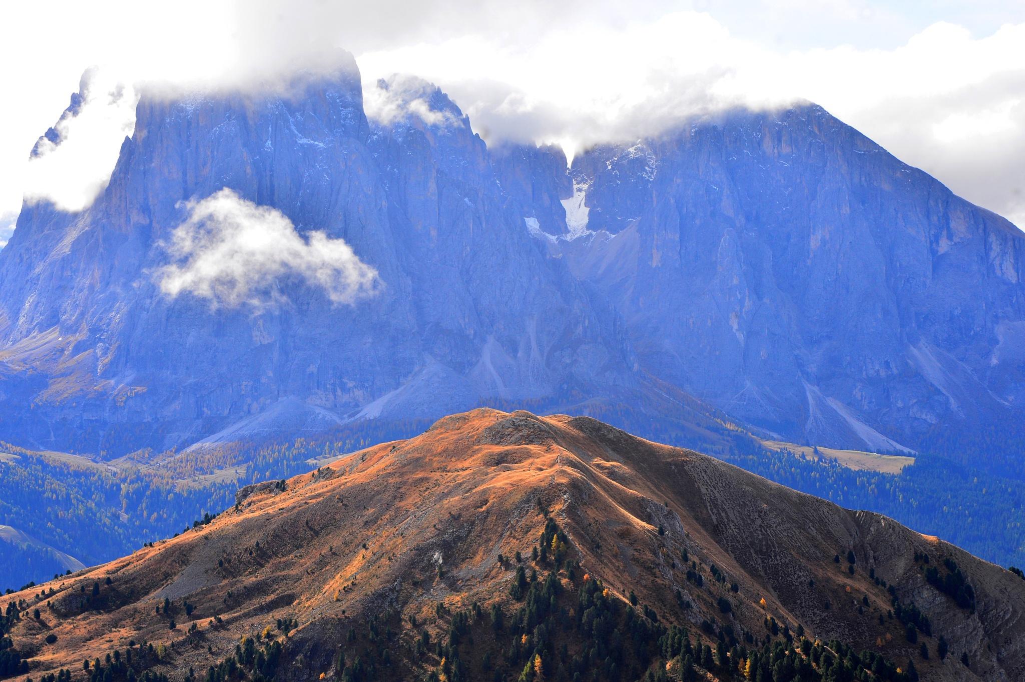 picgerg-hill by maurizio senoner