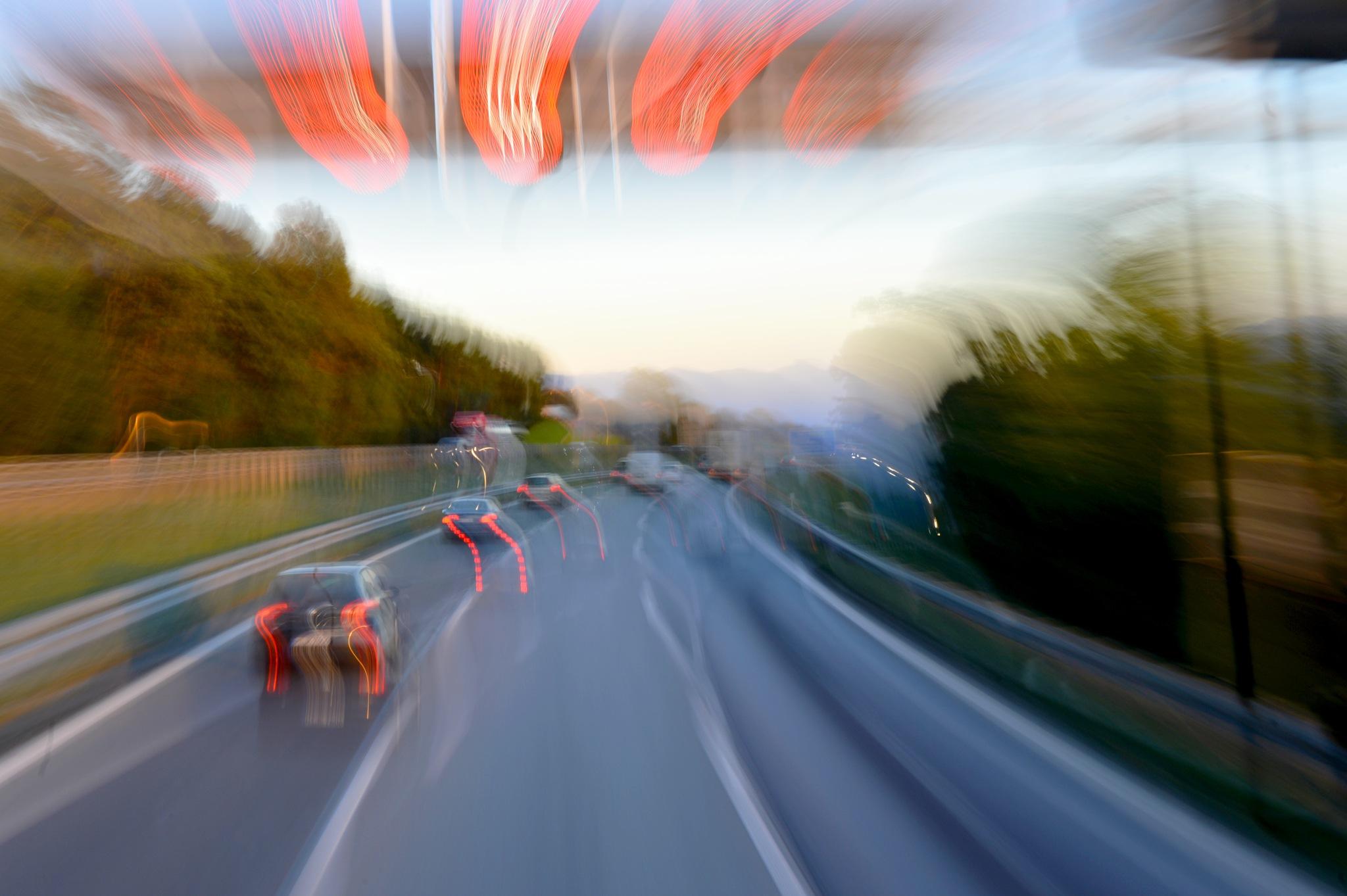 highway by maurizio senoner