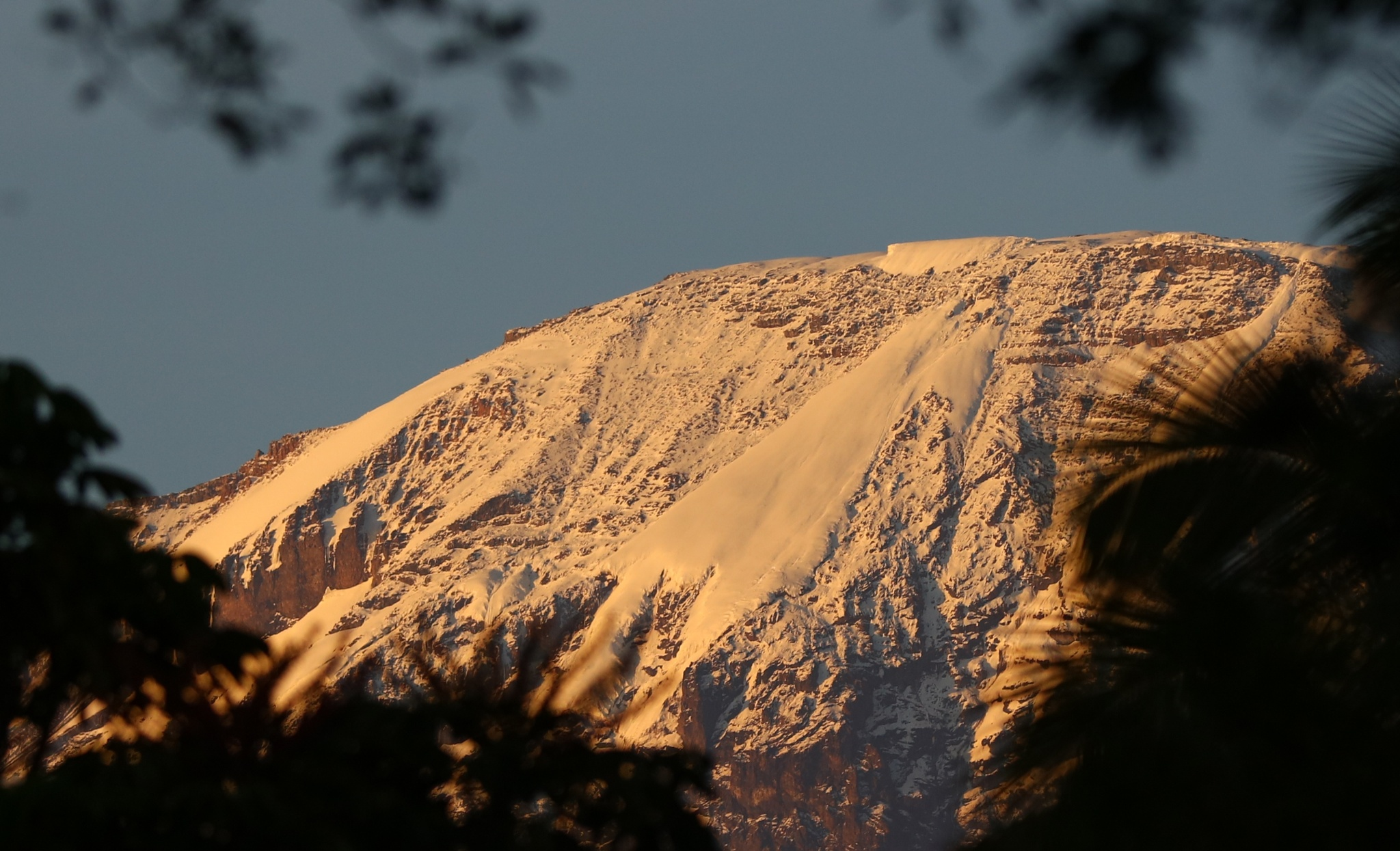Kilimanjaro - from Moshi by pstroyer
