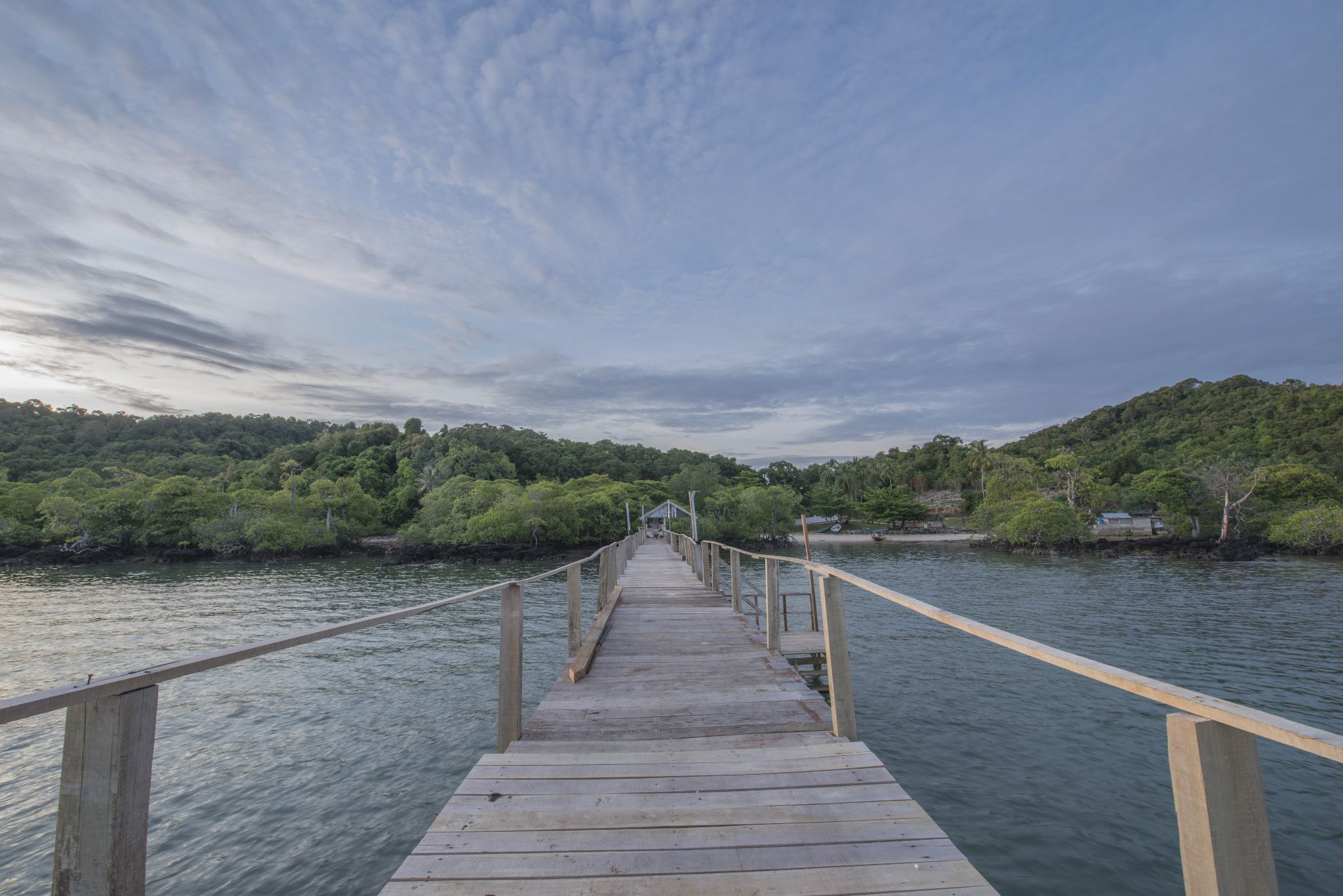 Bridging Friendship by eddylowck
