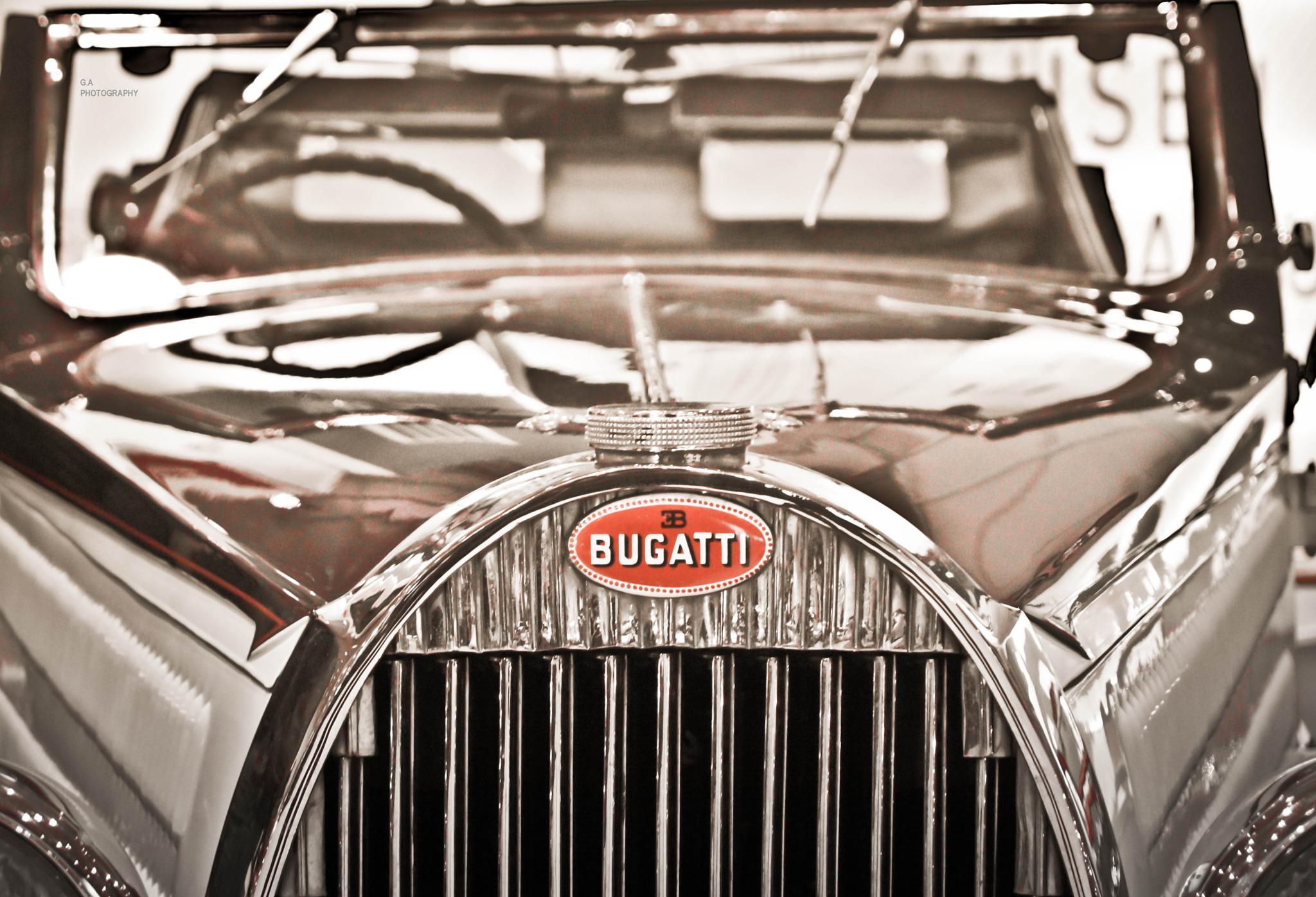 Bugatti by Fernando B