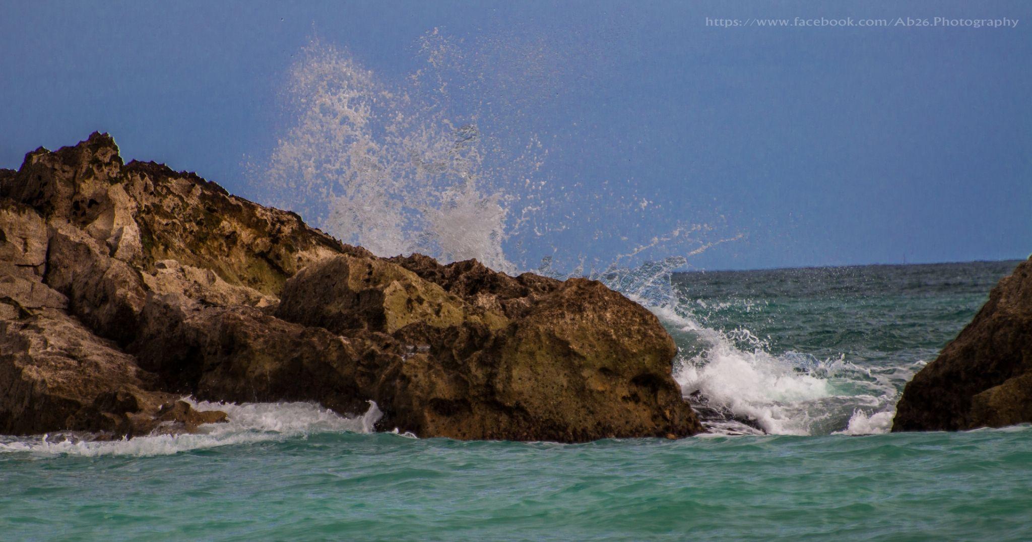 Splash....! by Abhishek Kumar