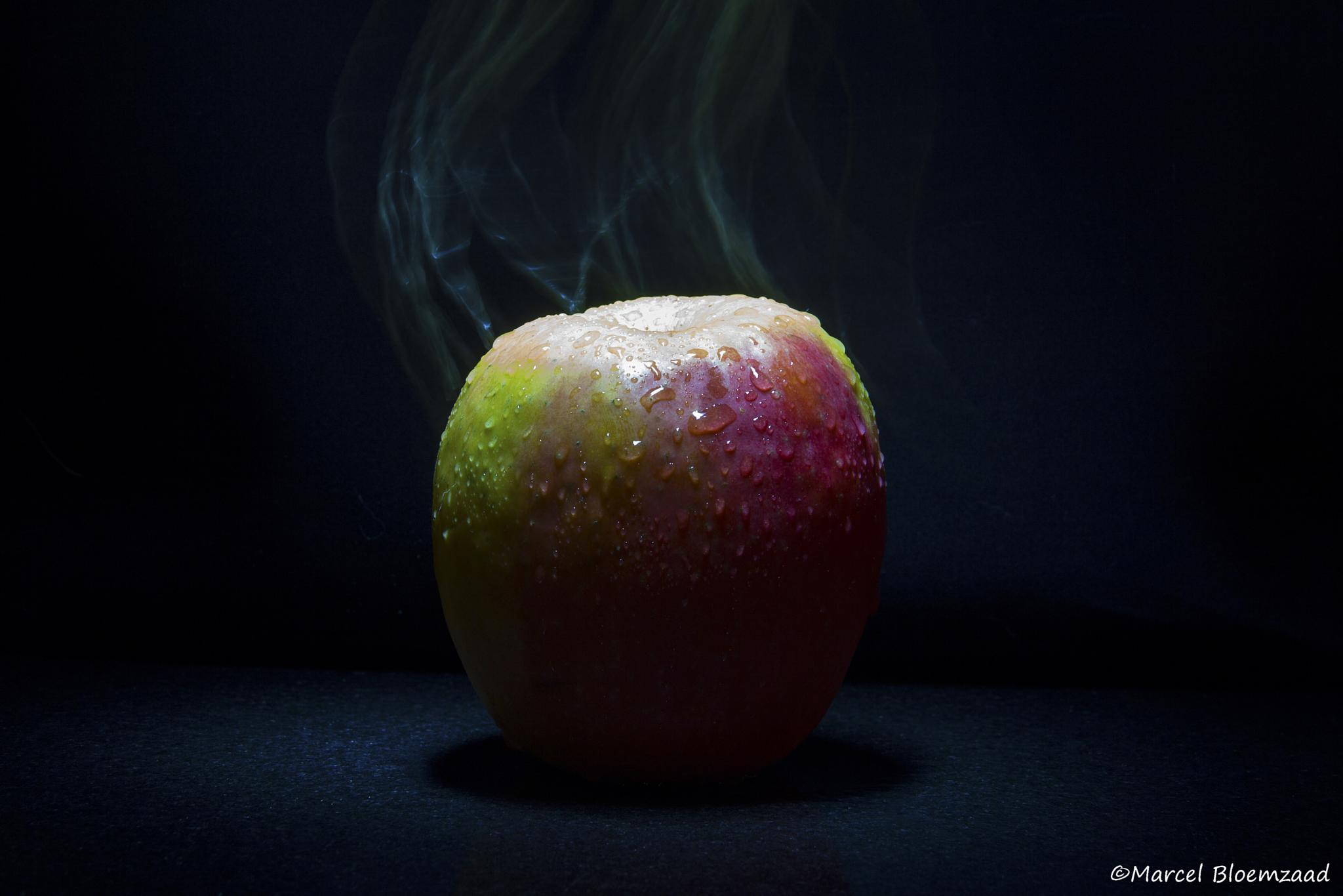 Hot Apple by Marcel
